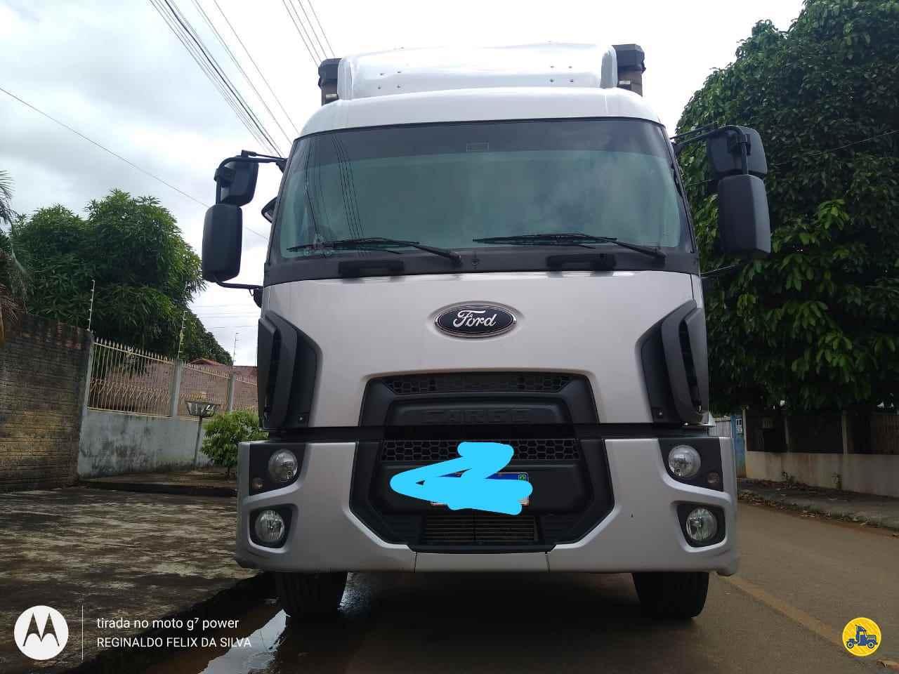 CAMINHAO FORD CARGO 3031 Baú Sider BiTruck 8x2 Cotral Caminhões SERRA DO SALITRE MINAS GERAIS MG