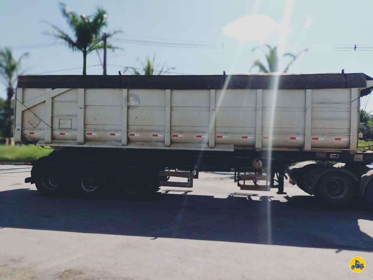 CARRETA SEMI-REBOQUE BASCULANTE Cotral Caminhões SERRA DO SALITRE MINAS GERAIS MG