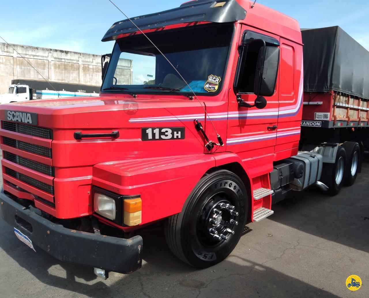 CAMINHAO SCANIA SCANIA 113 360 Cavalo Mecânico Truck 6x2 Cotral Caminhões SERRA DO SALITRE MINAS GERAIS MG