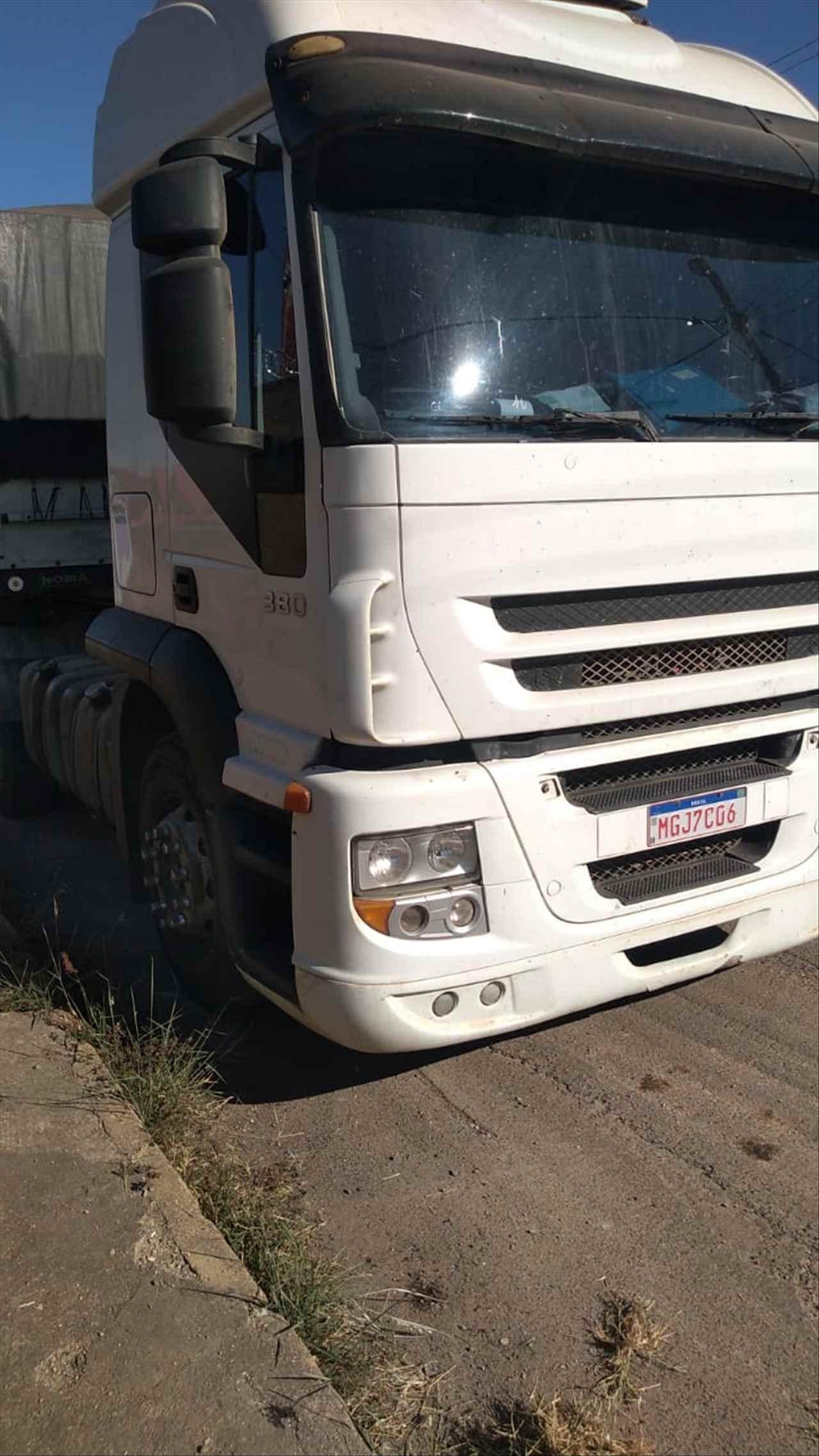 CAMINHAO IVECO STRALIS 380 Cavalo Mecânico Truck 6x2 Cotral Caminhões SERRA DO SALITRE MINAS GERAIS MG