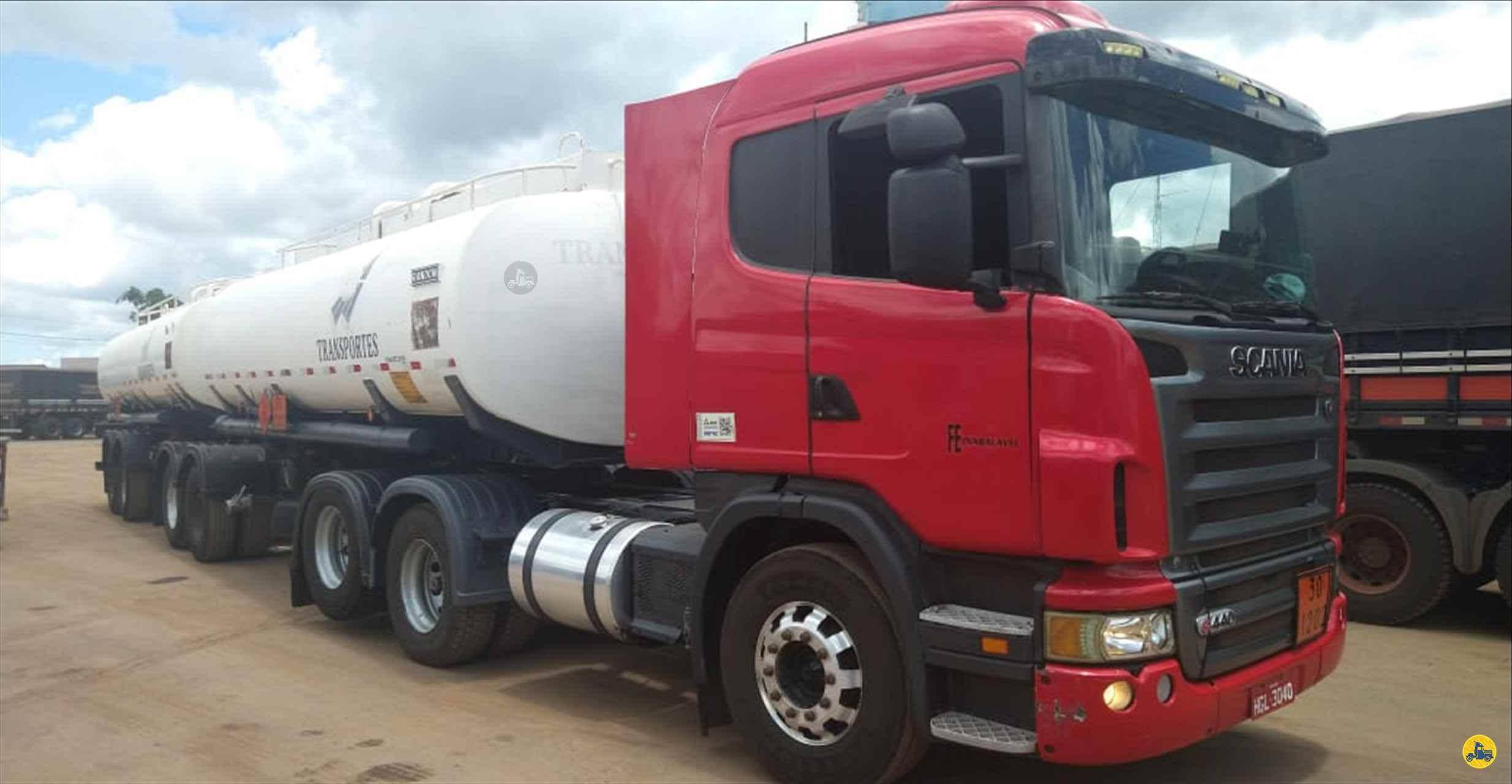 CAMINHAO SCANIA SCANIA 440 Cavalo Mecânico Truck 6x2 Cotral Caminhões SERRA DO SALITRE MINAS GERAIS MG