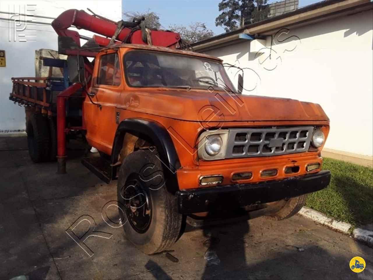 CAMINHAO GM D60 Guincho Munck Toco 4x2 Cotral Caminhões SERRA DO SALITRE MINAS GERAIS MG