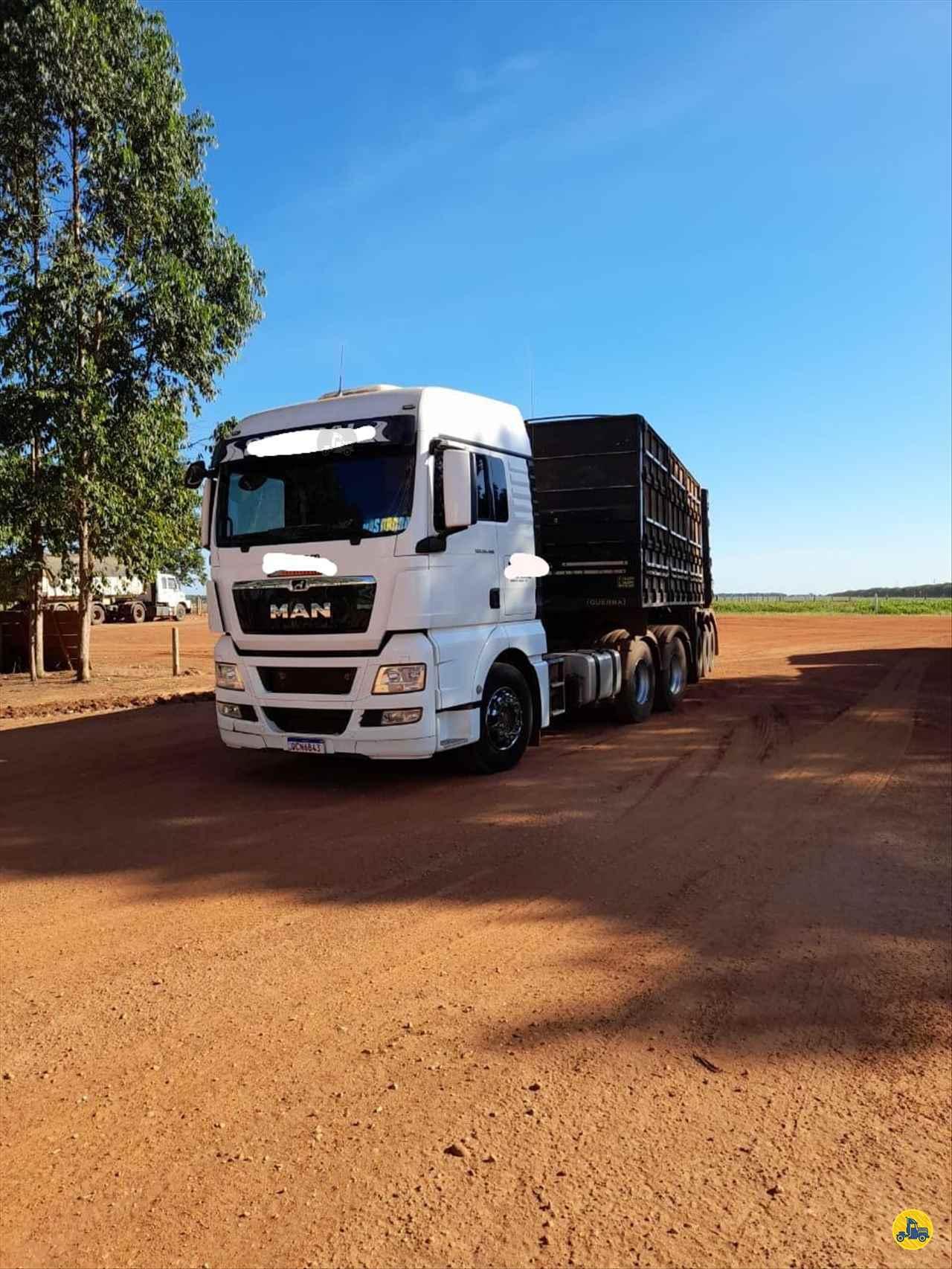 CAMINHAO MAN TGX 29 480 Cavalo Mecânico Traçado 6x4 Cotral Caminhões SERRA DO SALITRE MINAS GERAIS MG