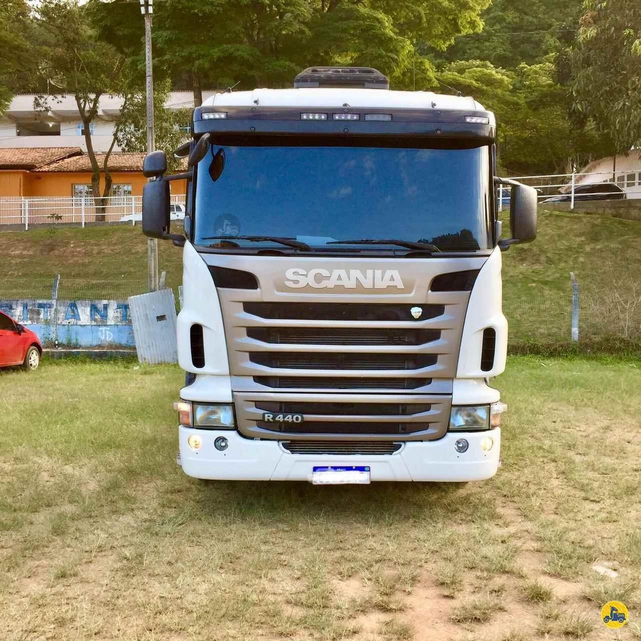 SCANIA 440 de Cotral Caminhões - SERRA DO SALITRE/MG