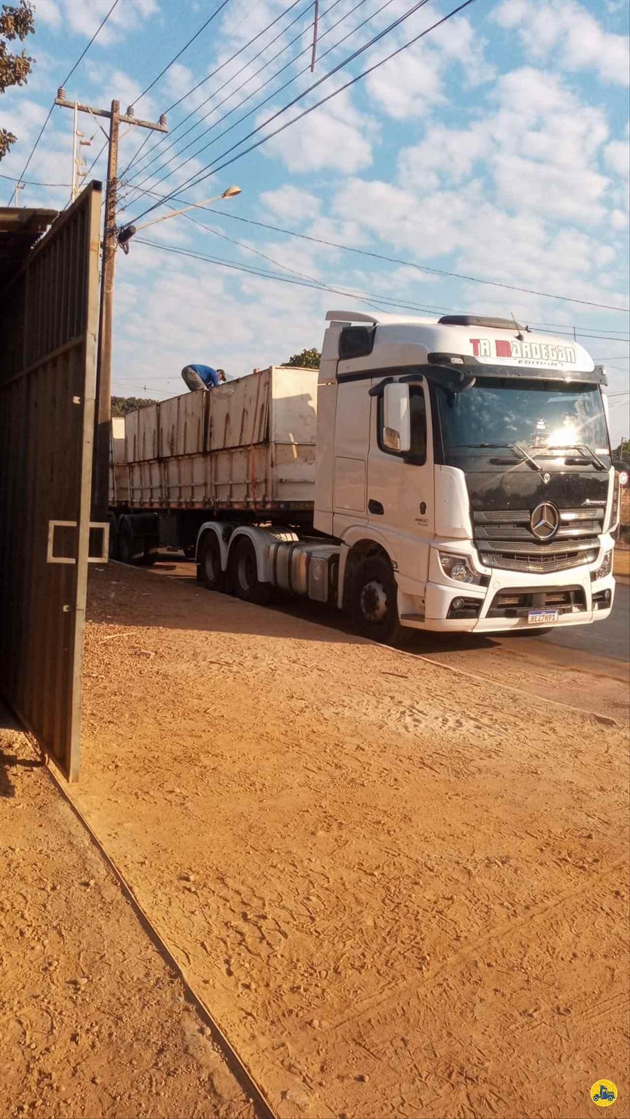 MB 2651 de Cotral Caminhões - SERRA DO SALITRE/MG