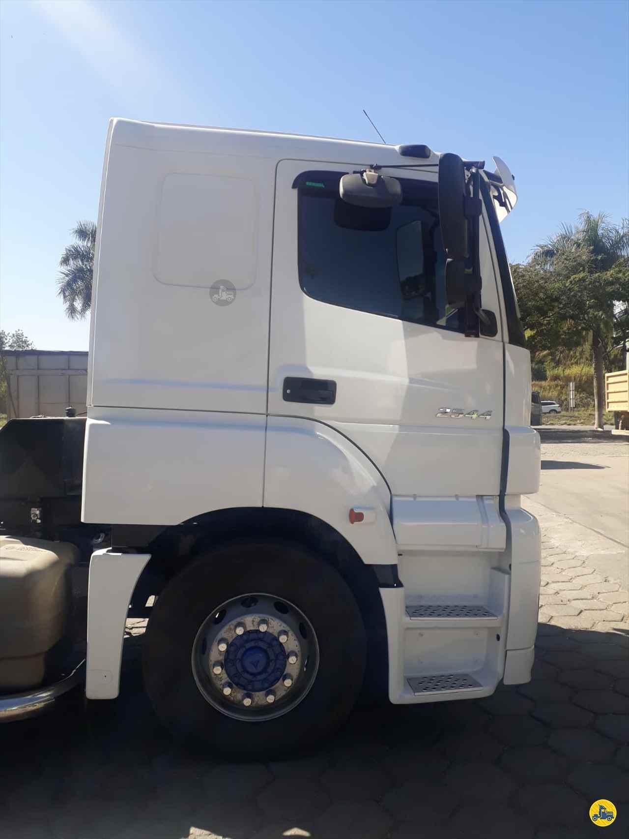 MB 2544 de Cotral Caminhões - SERRA DO SALITRE/MG