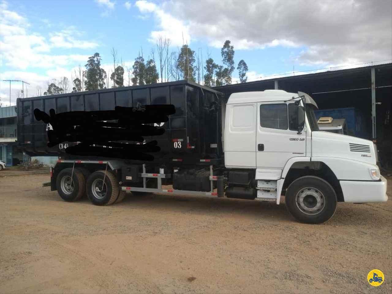 CAMINHAO MERCEDES-BENZ MB 1634 Roll ON OFF Truck 6x2 Cotral Caminhões SERRA DO SALITRE MINAS GERAIS MG