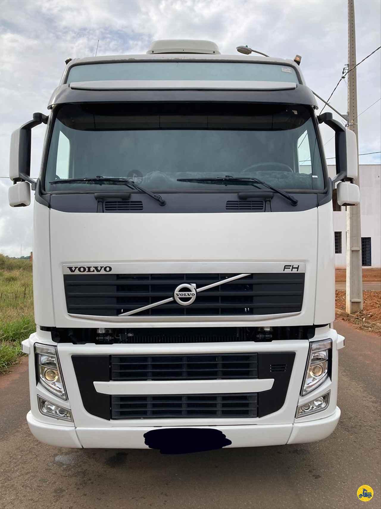 CAMINHAO VOLVO VOLVO FH 440 Cavalo Mecânico Truck 6x2 Cotral Caminhões SERRA DO SALITRE MINAS GERAIS MG
