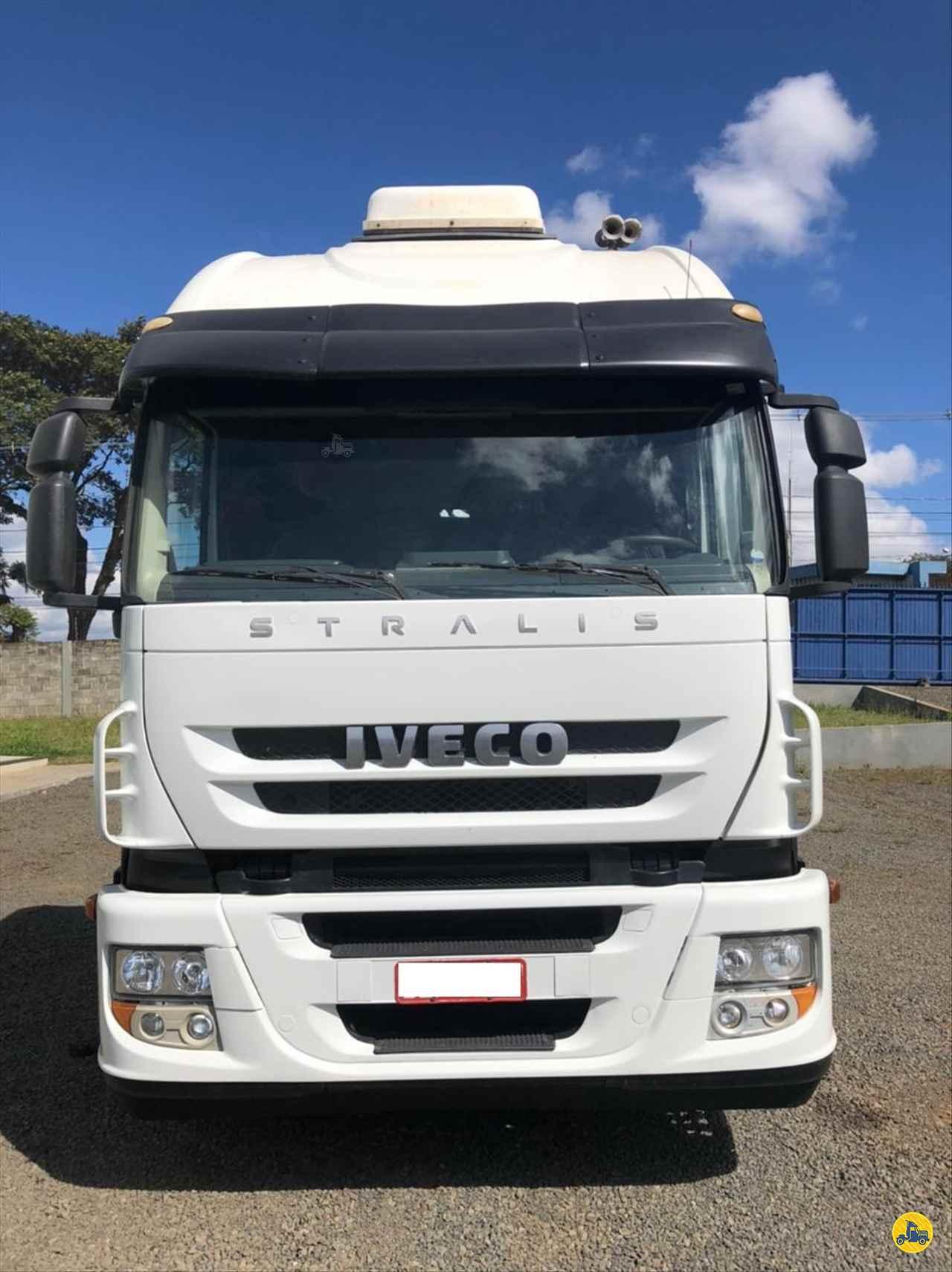 CAMINHAO IVECO STRALIS 440 Cavalo Mecânico Truck 6x2 Rodoprima Transportes PONTA GROSSA PARANÁ PR
