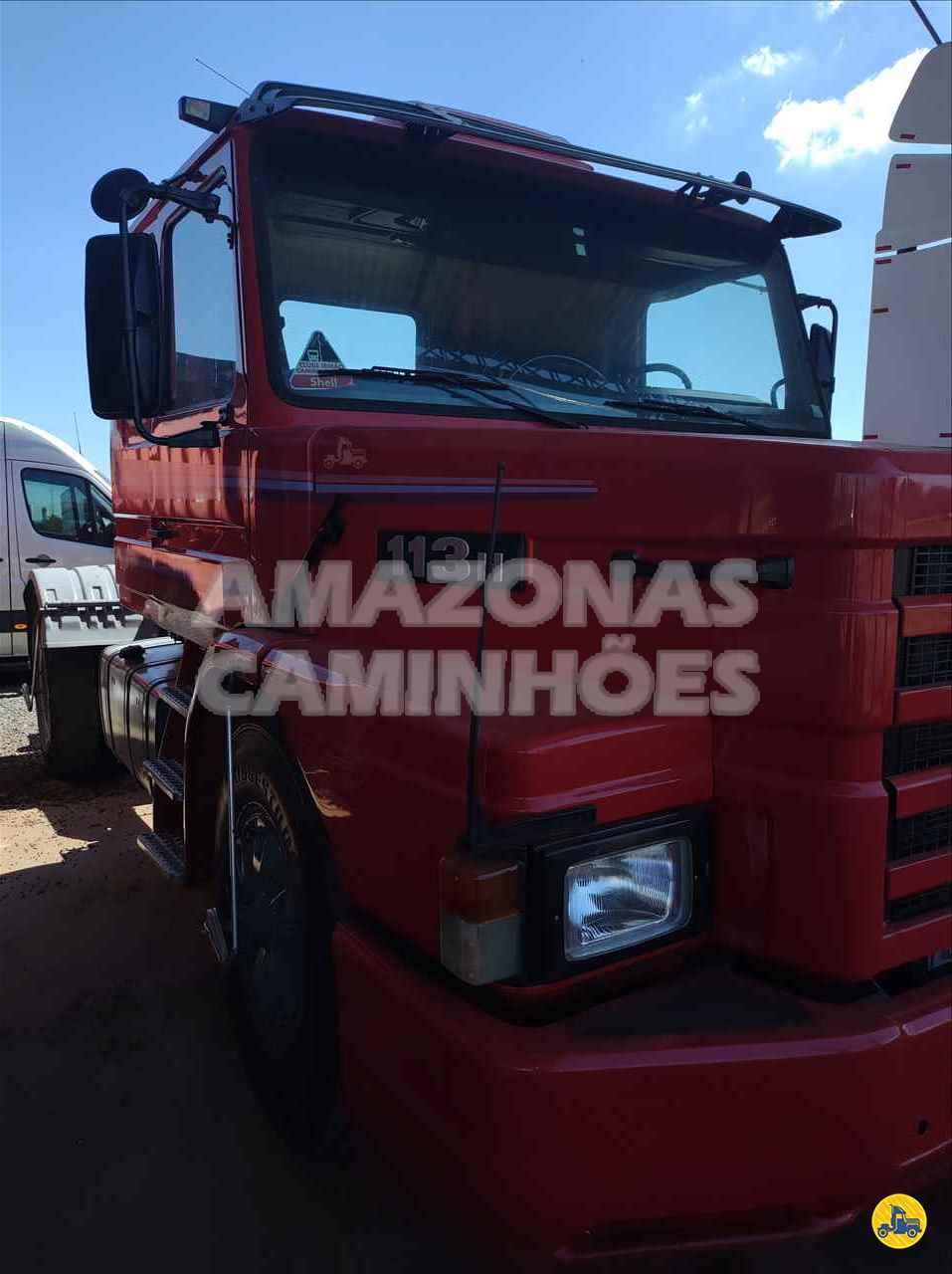 CAMINHAO SCANIA SCANIA 113 320 Cavalo Mecânico Toco 4x2 Amazonas Caminhões MARILIA SÃO PAULO SP