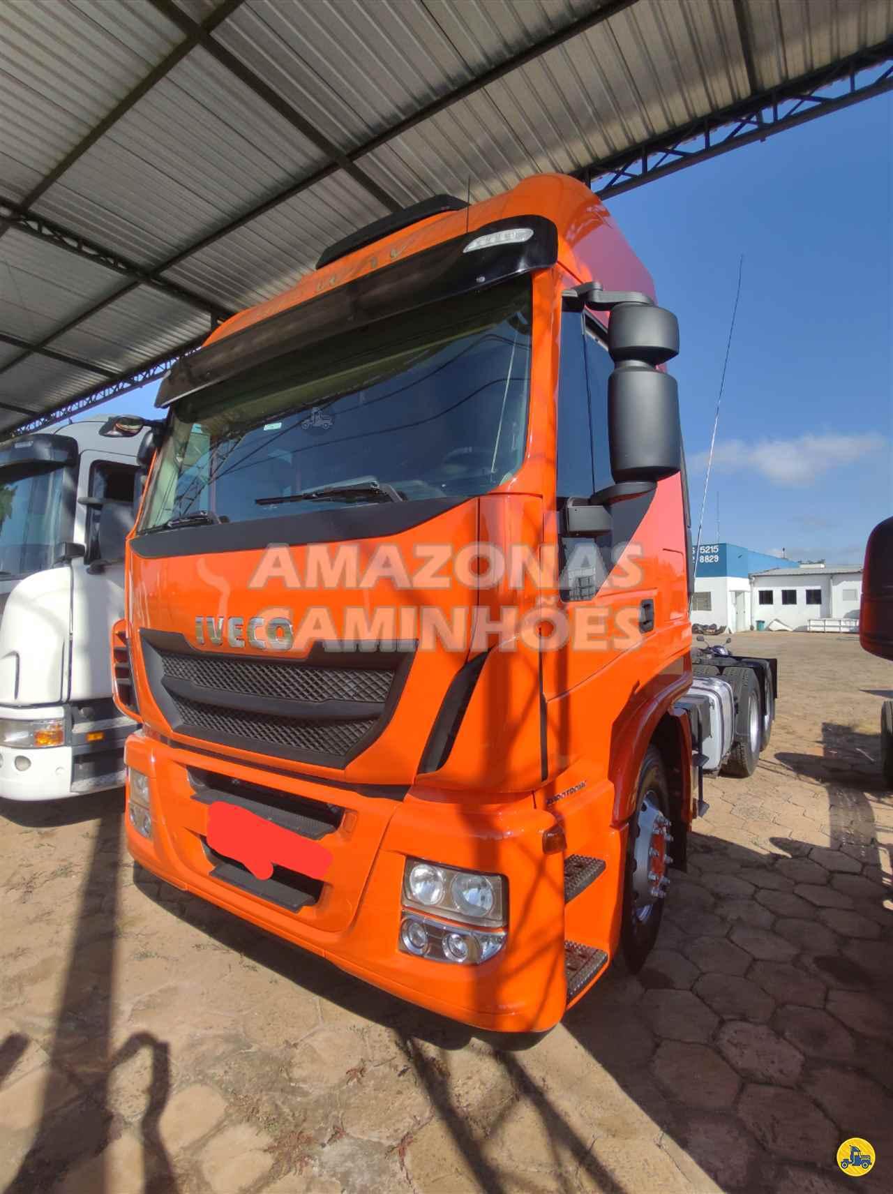 CAMINHAO IVECO STRALIS 440 Cavalo Mecânico Truck 6x2 Amazonas Caminhões MARILIA SÃO PAULO SP
