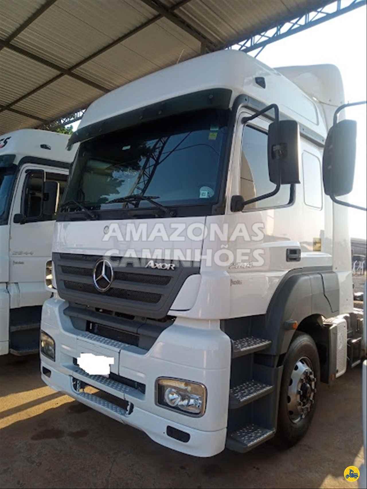 CAMINHAO MERCEDES-BENZ MB 2544 Cavalo Mecânico Truck 6x2 Amazonas Caminhões - SP MARILIA SÃO PAULO SP
