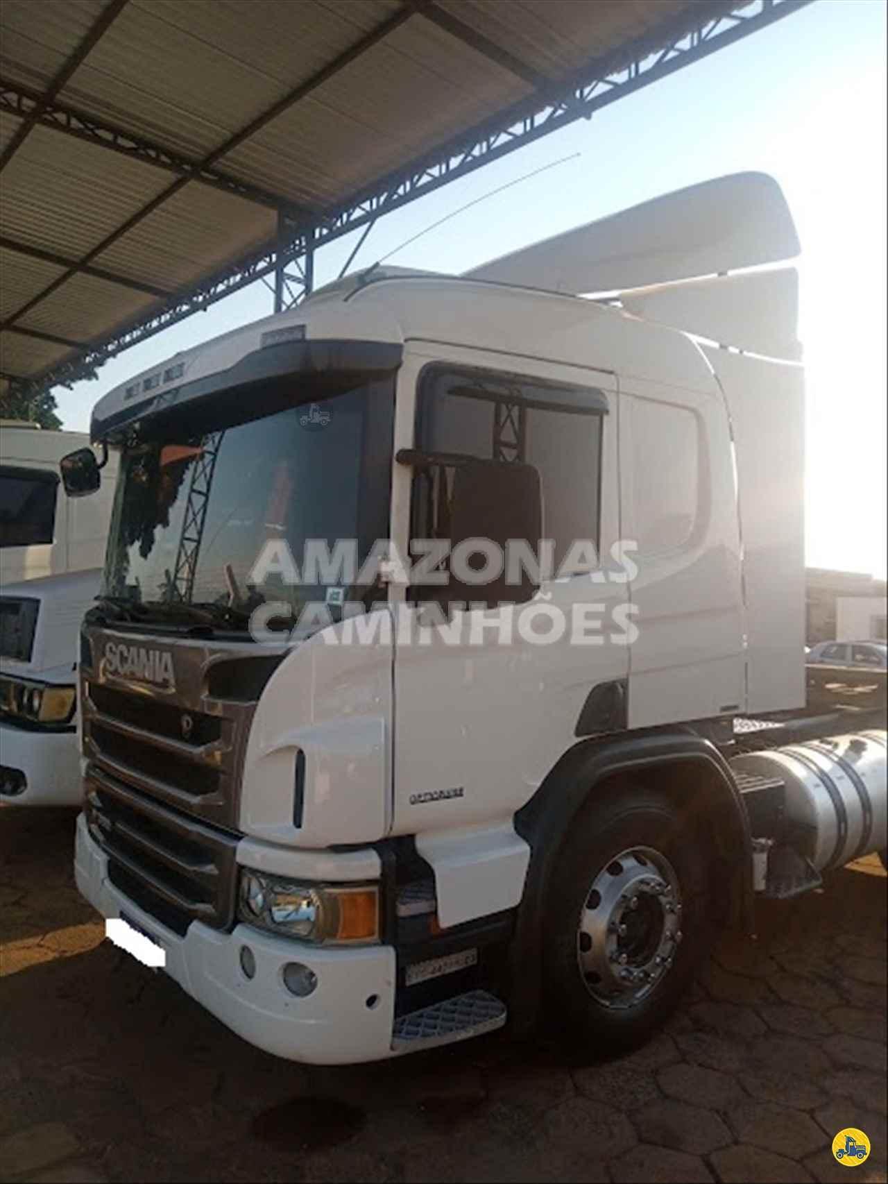 CAMINHAO SCANIA SCANIA P360 Cavalo Mecânico Truck 6x2 Amazonas Caminhões - SP MARILIA SÃO PAULO SP