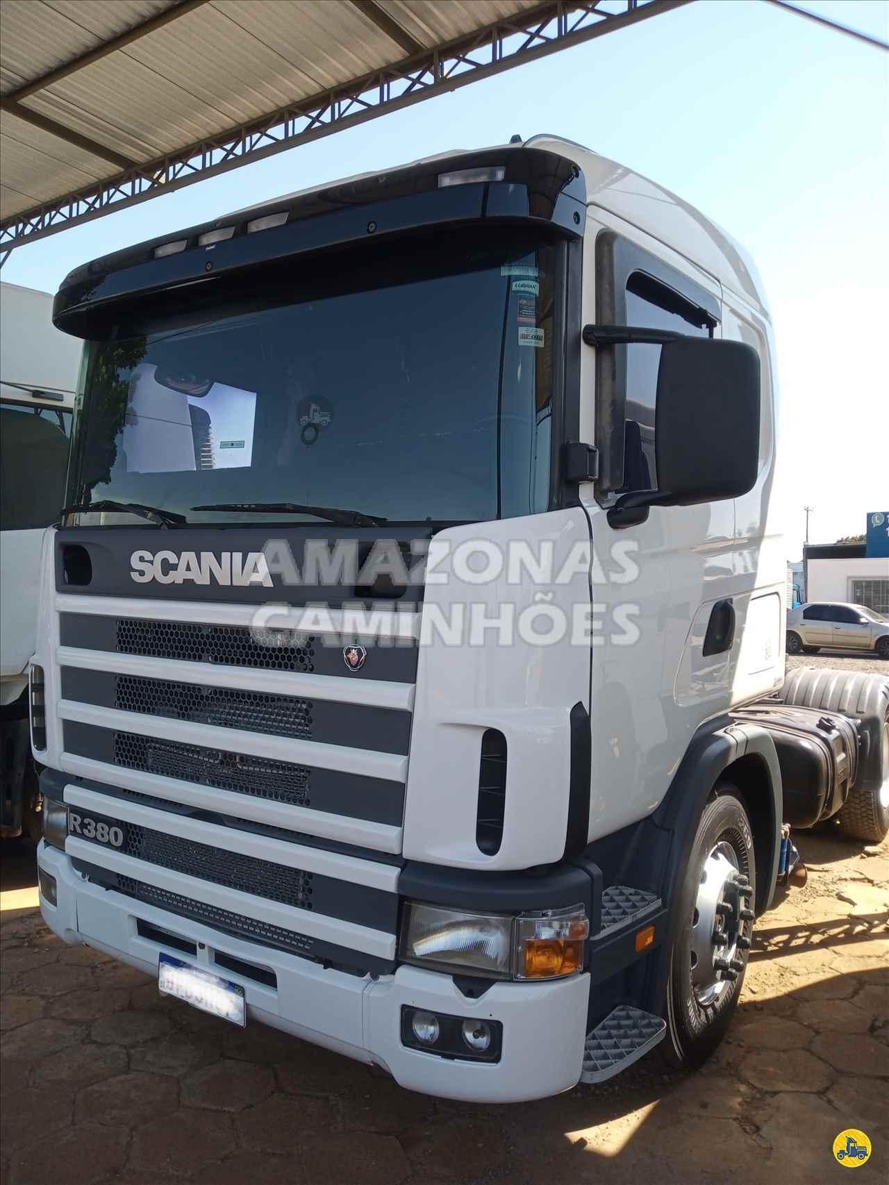 SCANIA 380 de Amazonas Caminhões - SP - MARILIA/SP