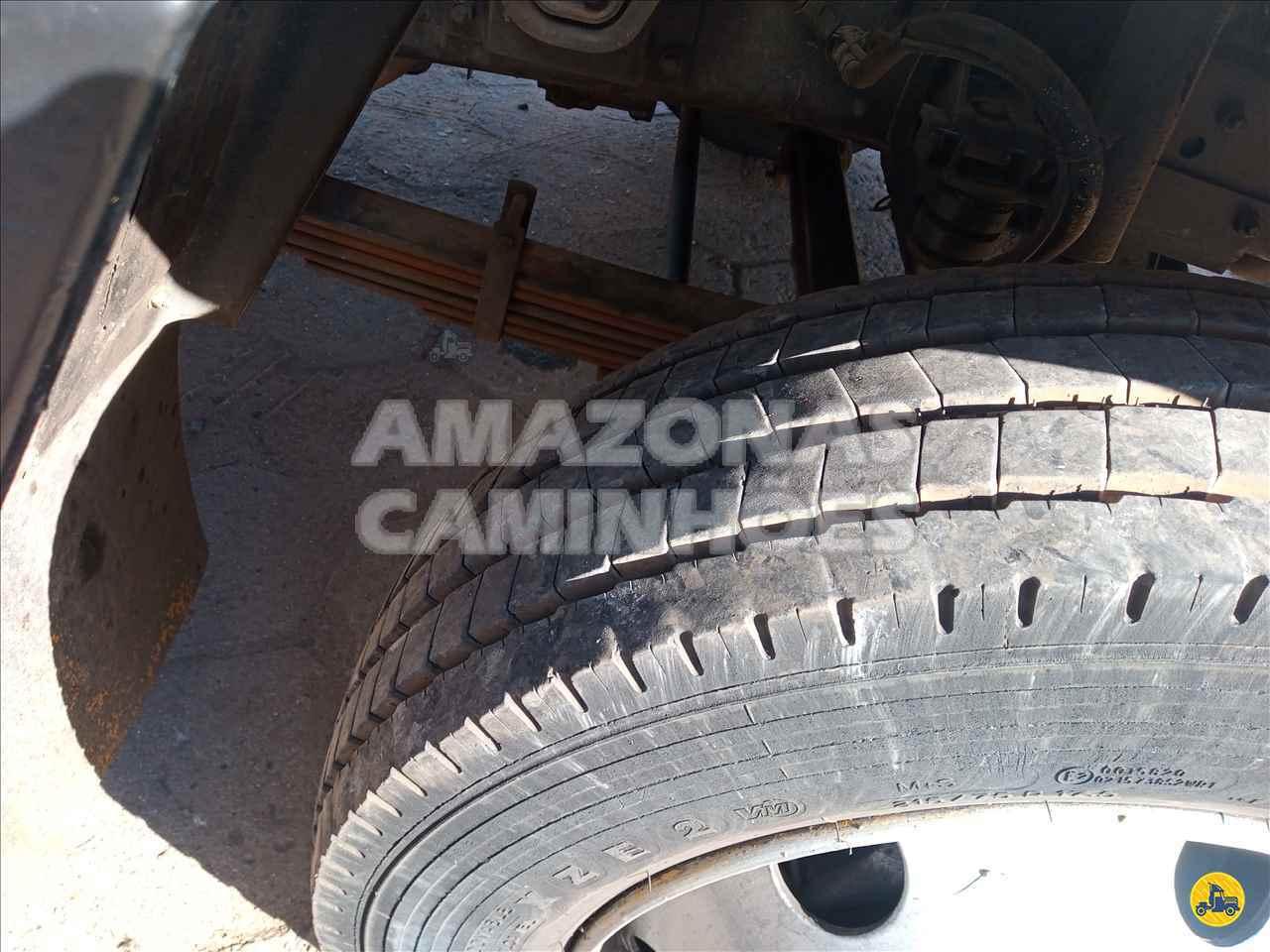 CAMINHAO MERCEDES-BENZ MB 914 Baú Furgão 3/4 4x2 Amazonas Caminhões - SP MARILIA SÃO PAULO SP