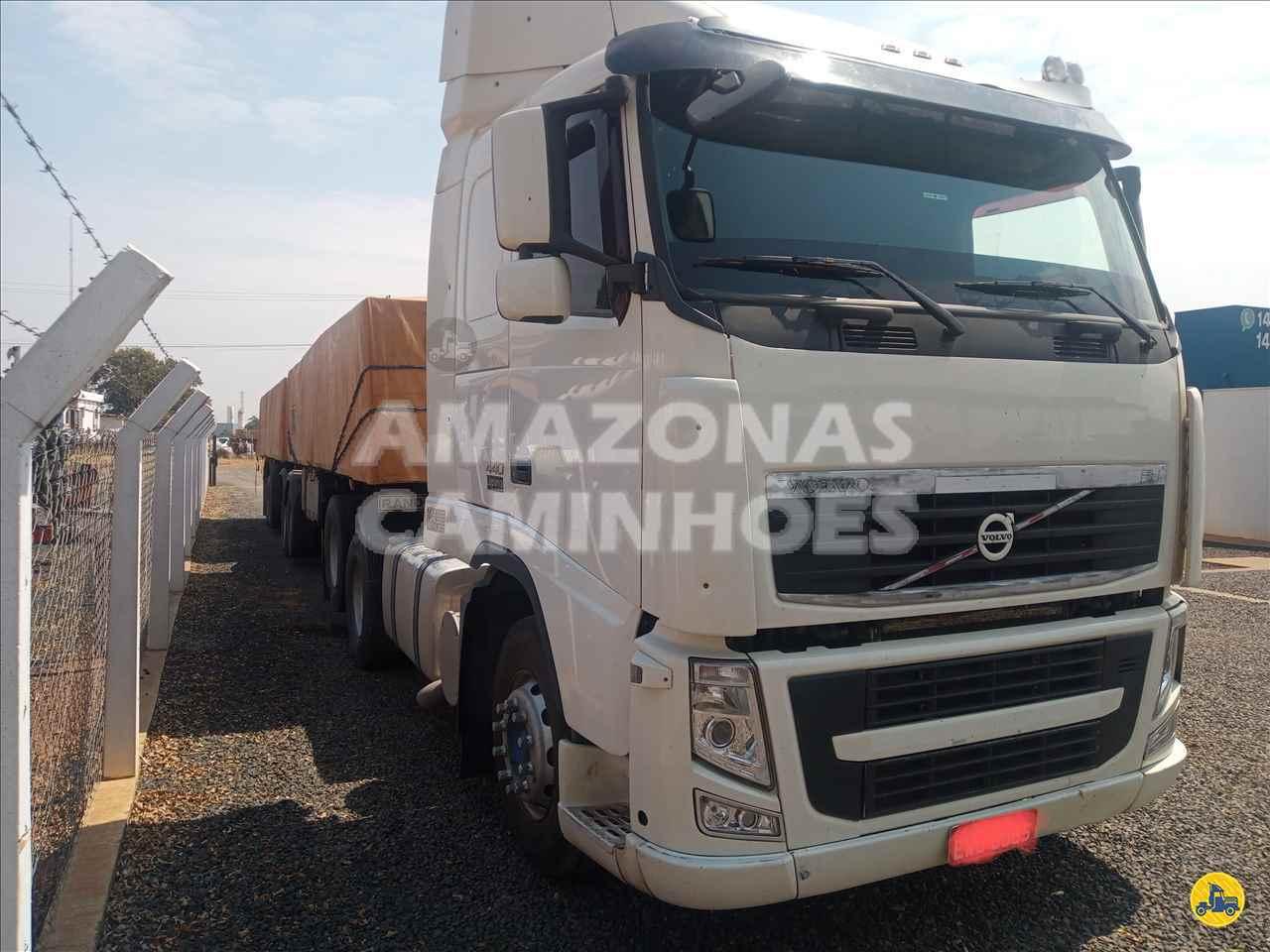 CAMINHAO VOLVO VOLVO FM 440 Cavalo Mecânico Truck 6x2 Amazonas Caminhões - SP MARILIA SÃO PAULO SP