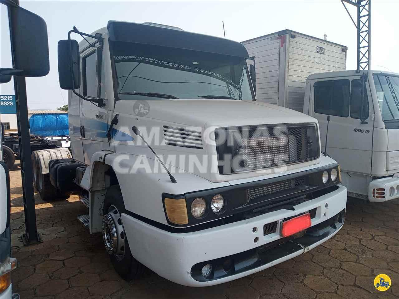 CAMINHAO MERCEDES-BENZ MB 1634 Cavalo Mecânico Truck 6x2 Amazonas Caminhões - SP MARILIA SÃO PAULO SP