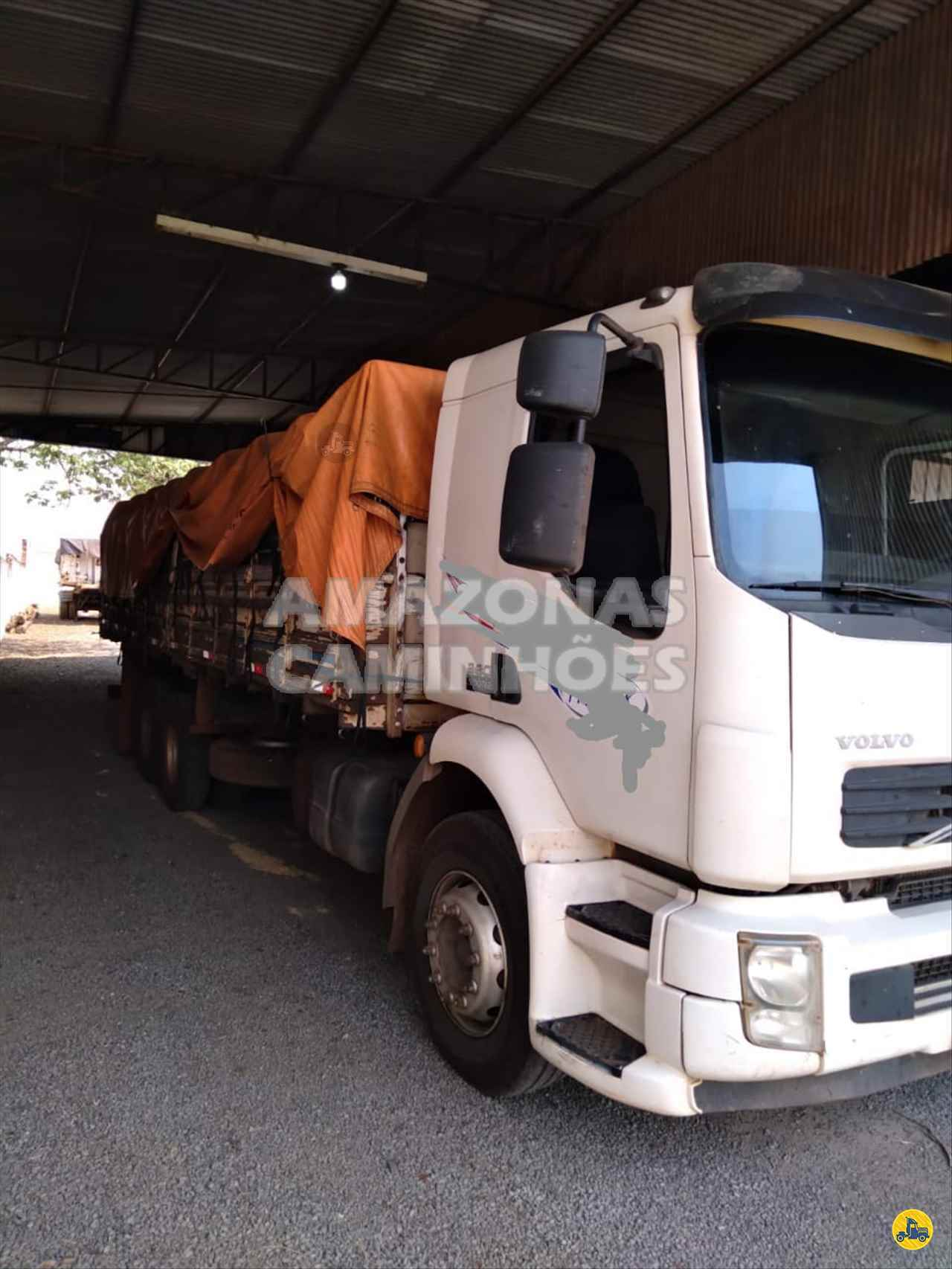 CAMINHAO VOLVO VOLVO VM 260 Chassis Truck 6x2 Amazonas Caminhões - SP MARILIA SÃO PAULO SP