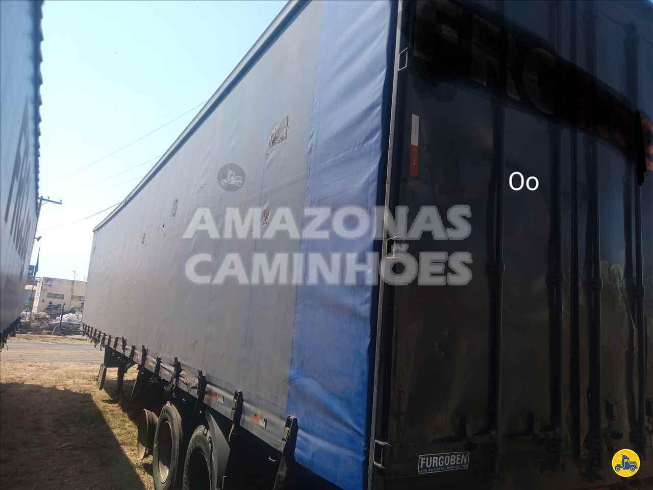 CARRETA SEMI-REBOQUE BAU SIDER Reta Amazonas Caminhões - SP MARILIA SÃO PAULO SP