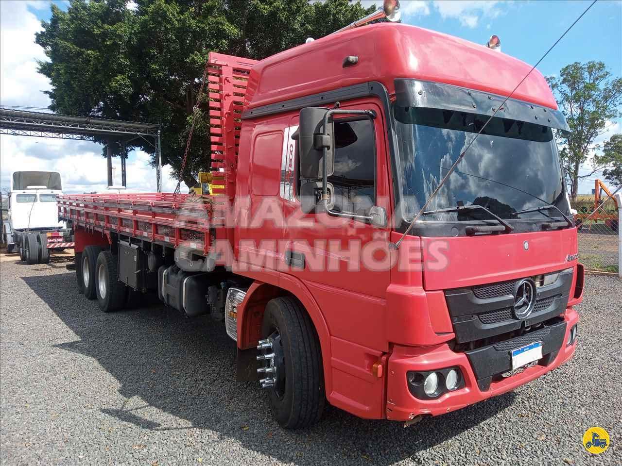 CAMINHAO MERCEDES-BENZ MB 2430 Carga Seca Truck 6x2 Amazonas Caminhões - SP MARILIA SÃO PAULO SP