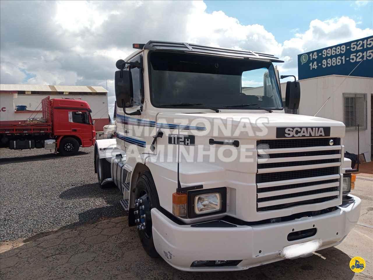 SCANIA 112 310 de Amazonas Caminhões - SP - MARILIA/SP