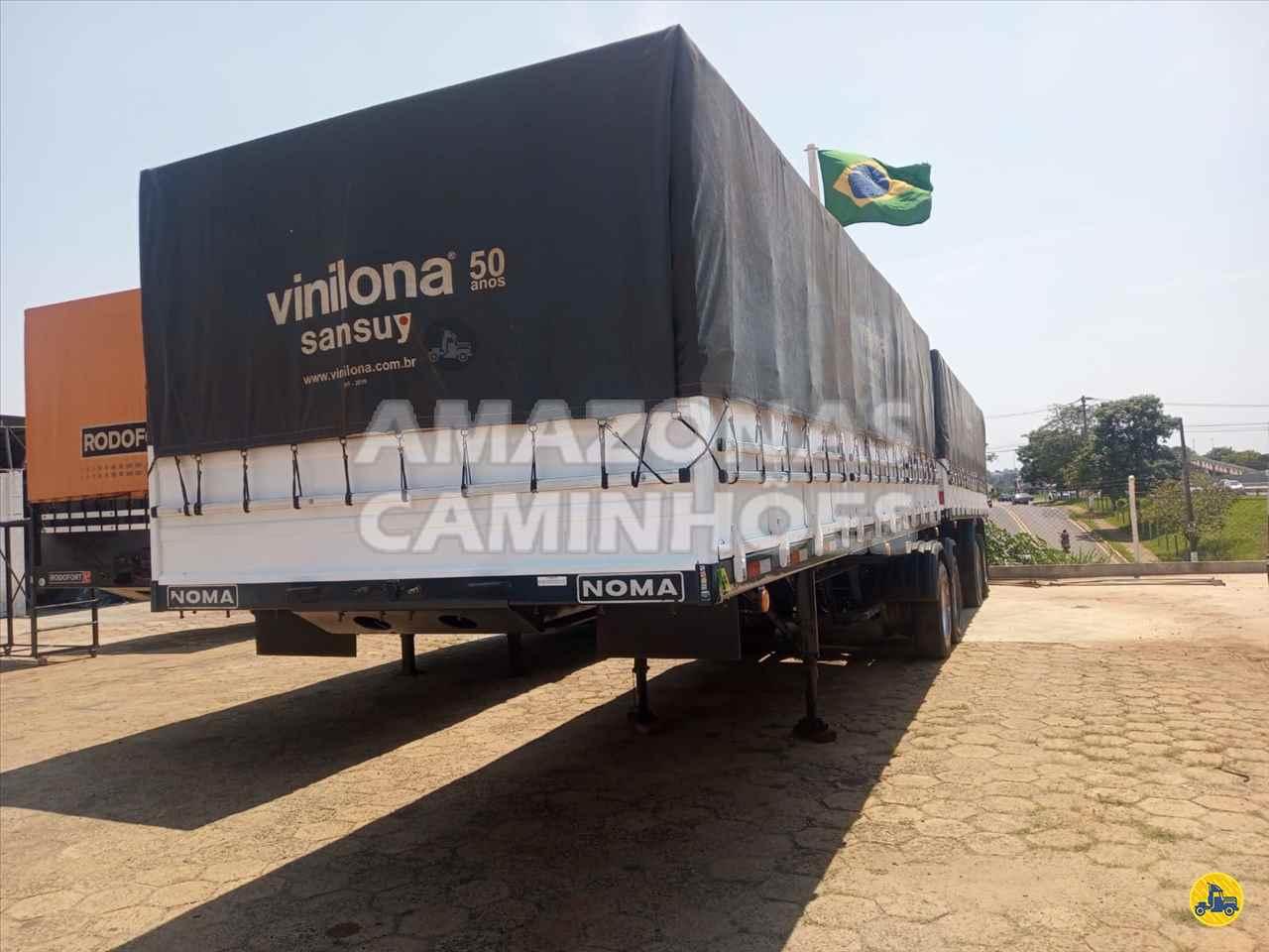 CARRETA BITREM GRANELEIRO Amazonas Caminhões - SP MARILIA SÃO PAULO SP