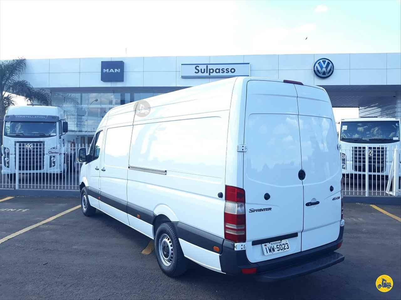 MERCEDES-BENZ Sprinter Furgão 415 260988km 2014/2015 Sulpasso Caminhões - VW MAN