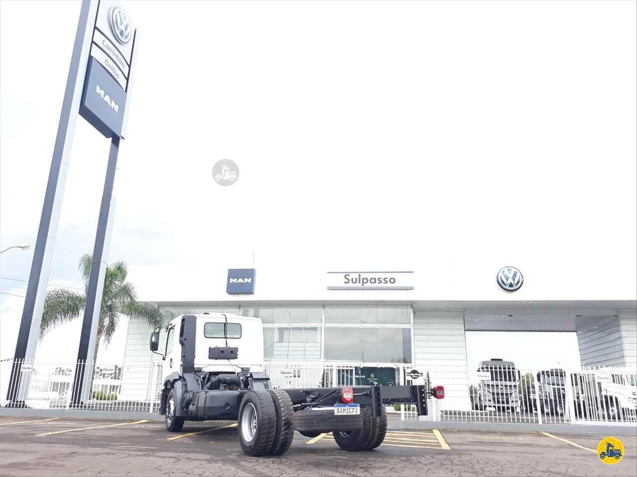 VOLKSWAGEN VW 17280 549457km 2012/2013 Sulpasso Caminhões - VW MAN