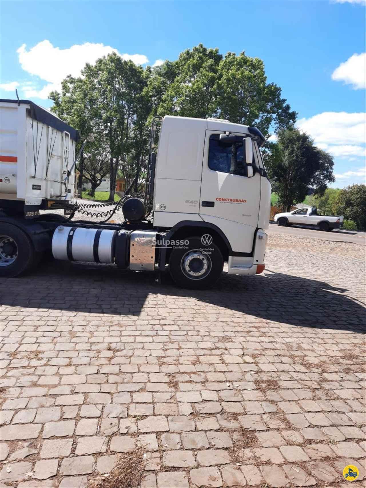CAMINHAO VOLVO VOLVO FH 540 Chassis Traçado 6x4 Sulpasso Caminhões - VW MAN PASSO FUNDO RIO GRANDE DO SUL RS