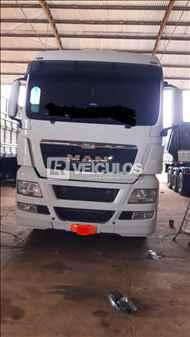 MAN TGX 29 440 6370111km 2014/2014 LR Caminhões