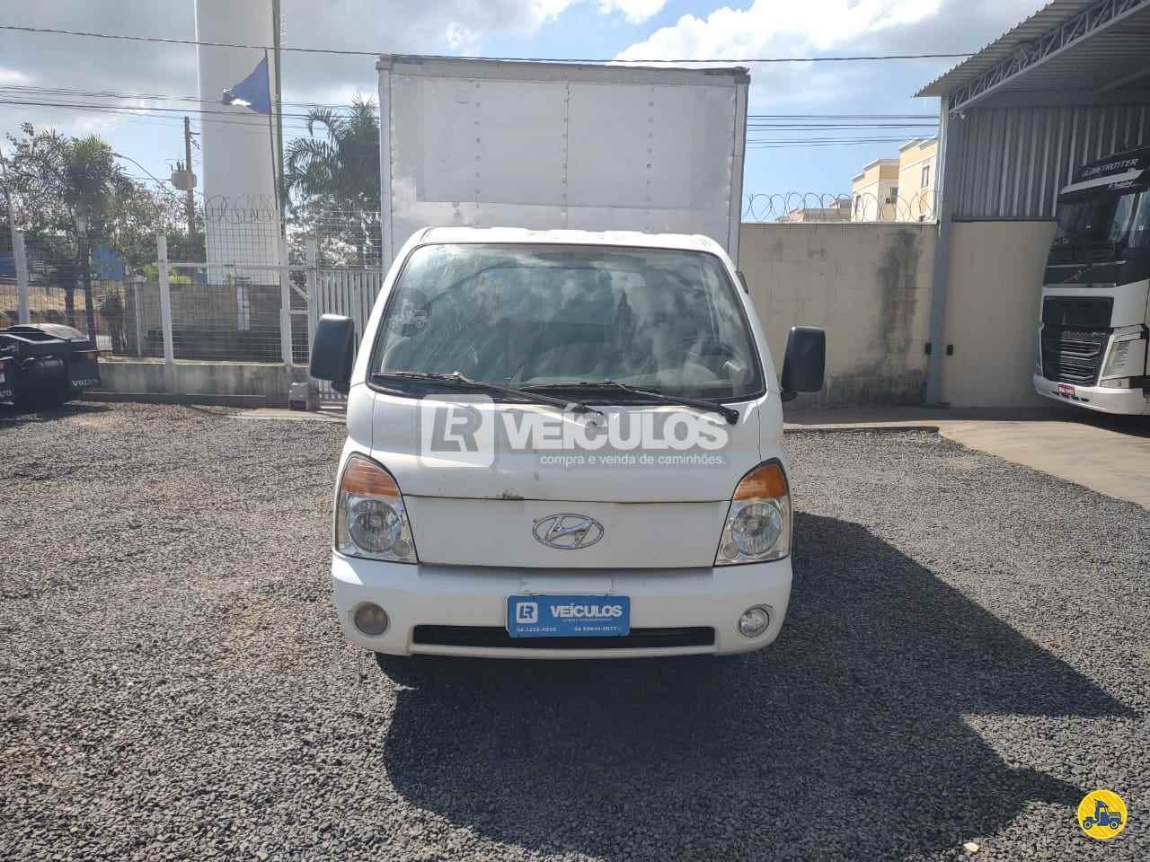 CAMINHAO HYUNDAI HR Baú Furgão 3/4 4x2 LR Caminhões UBERLANDIA MINAS GERAIS MG