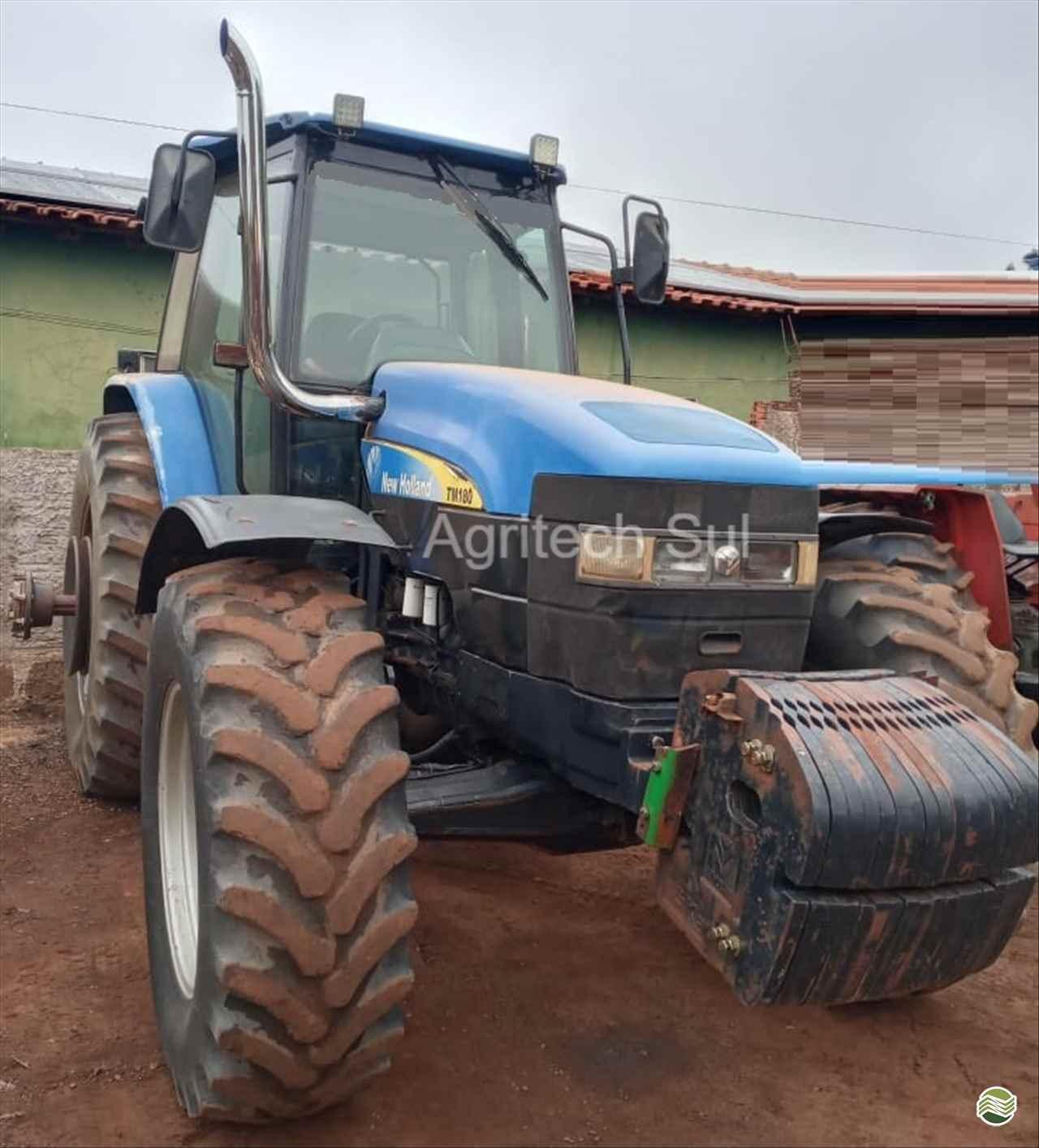 TRATOR NEW HOLLAND NEW TM 180 Tração 4x4 Agritech Sul PASSO FUNDO RIO GRANDE DO SUL RS