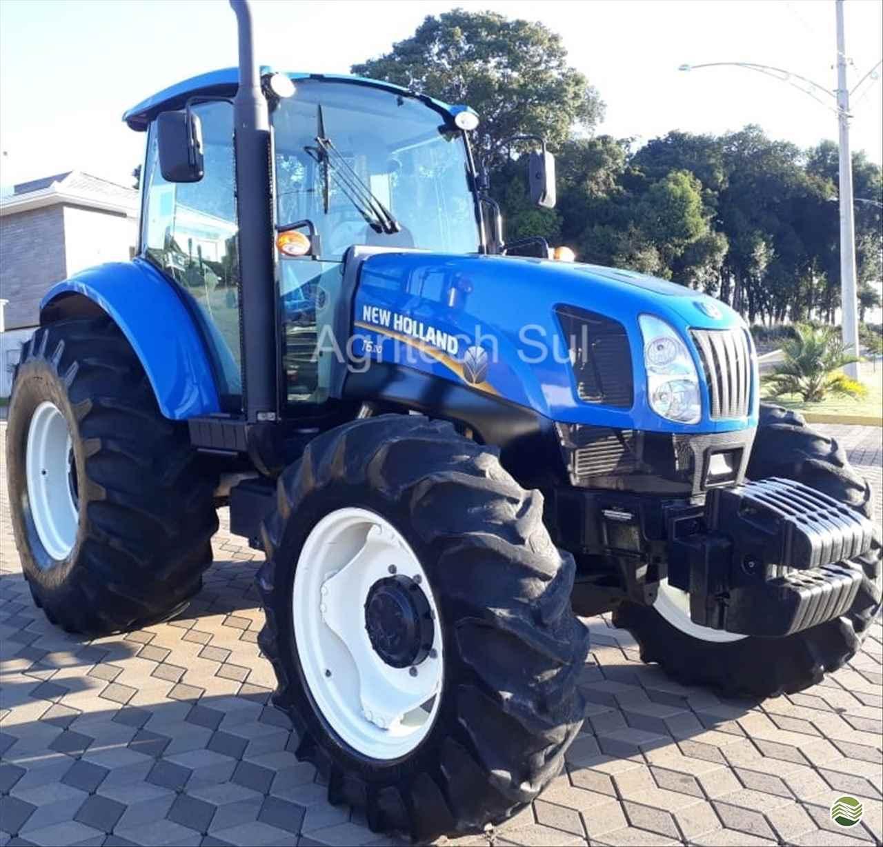 TRATOR NEW HOLLAND NEW T6 110 Tração 4x4 Agritech Sul PASSO FUNDO RIO GRANDE DO SUL RS