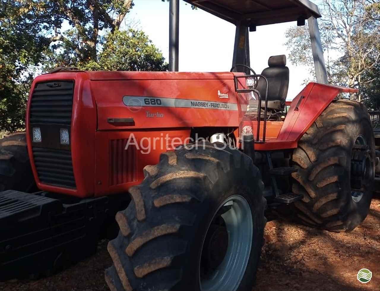 MF 680 de Agritech Sul - PASSO FUNDO/RS