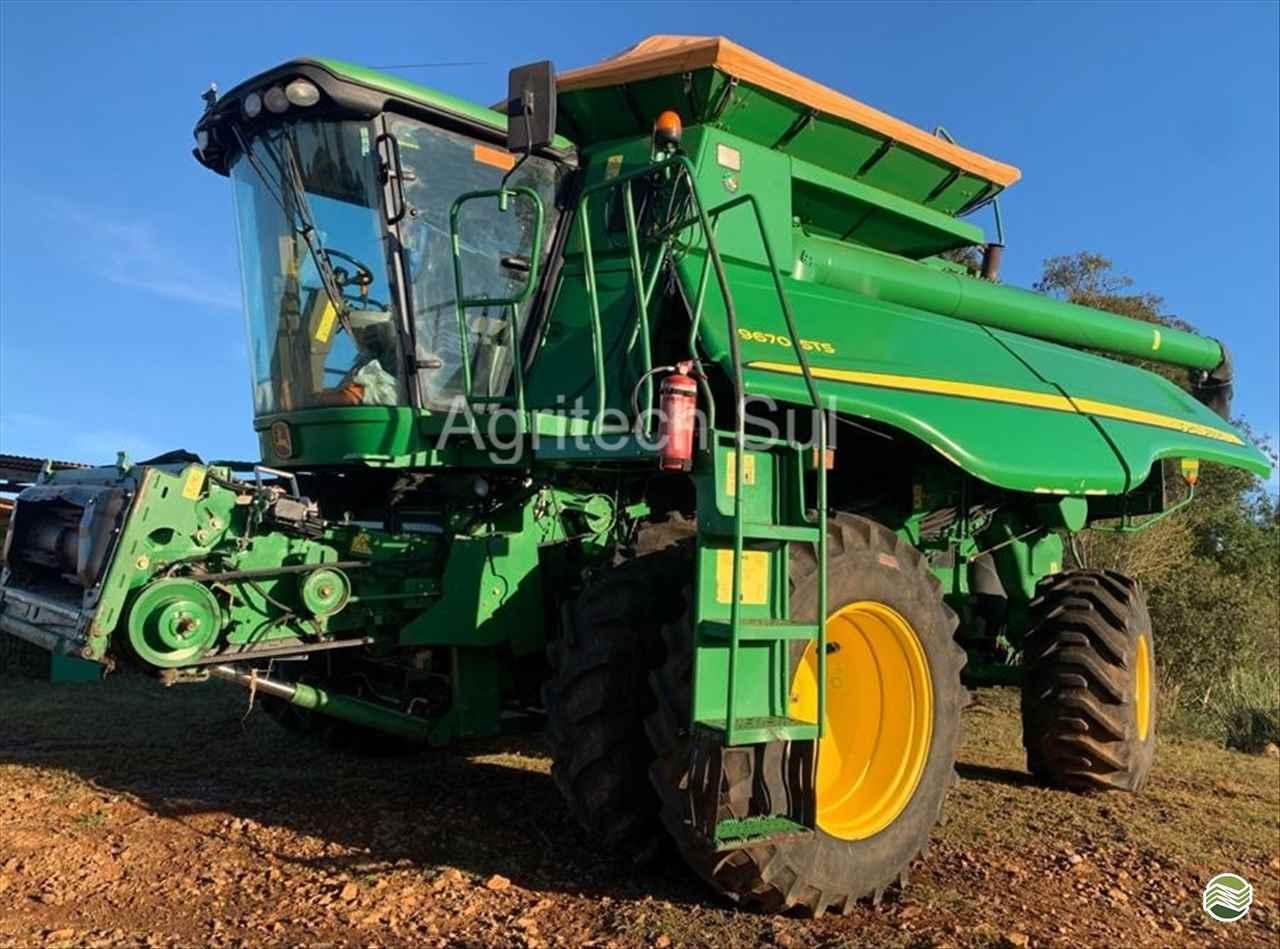 JOHN DEERE 9670 STS de Agritech Sul - PASSO FUNDO/RS