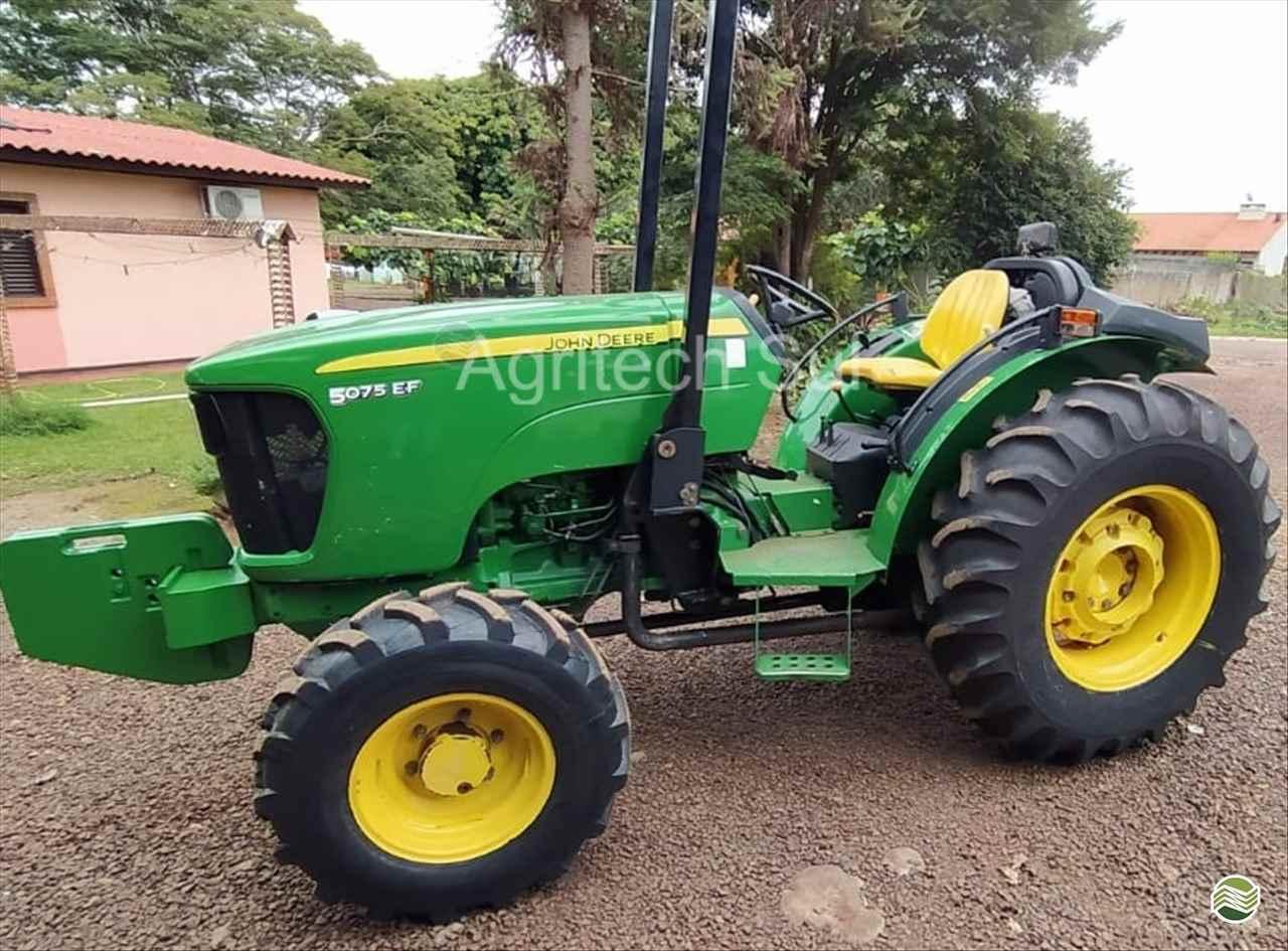 JOHN DEERE 5075 de Agritech Sul - PASSO FUNDO/RS