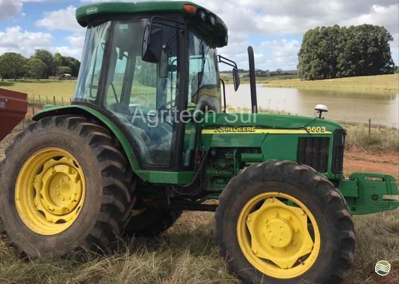 JOHN DEERE 5603 de Agritech Sul - PASSO FUNDO/RS