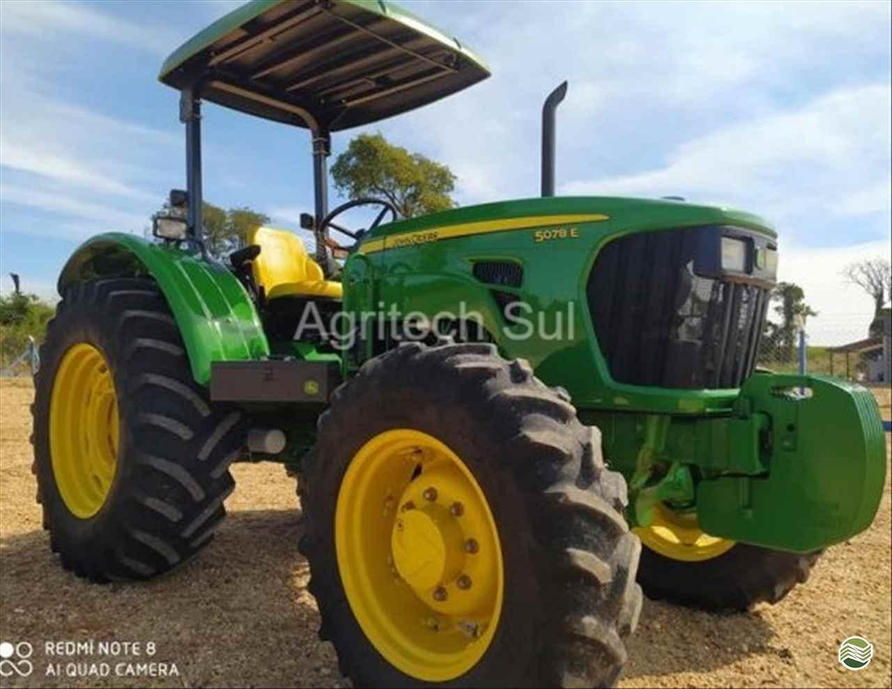 JOHN DEERE 5078 de Agritech Sul - PASSO FUNDO/RS