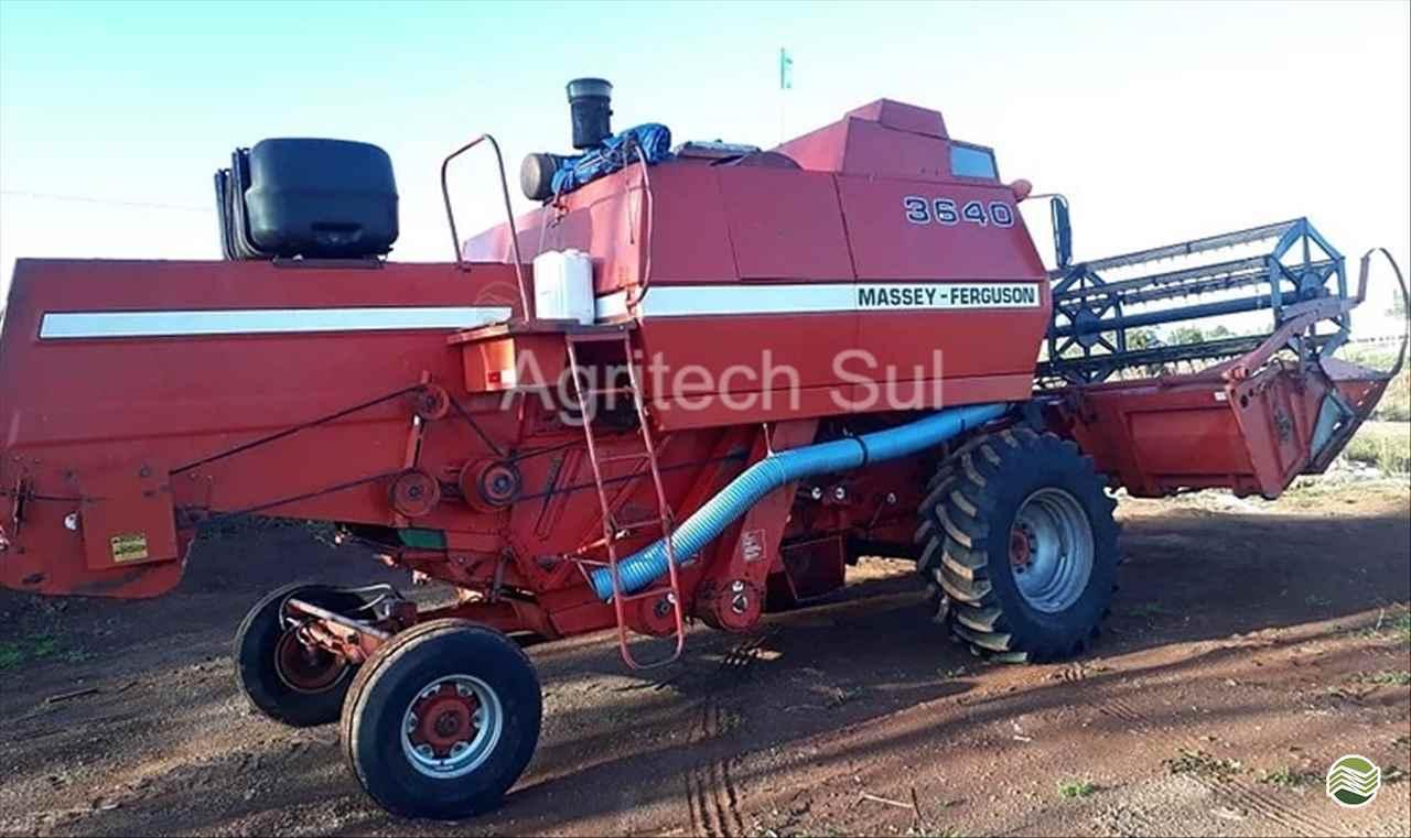 MF 3640 de Agritech Sul - PASSO FUNDO/RS