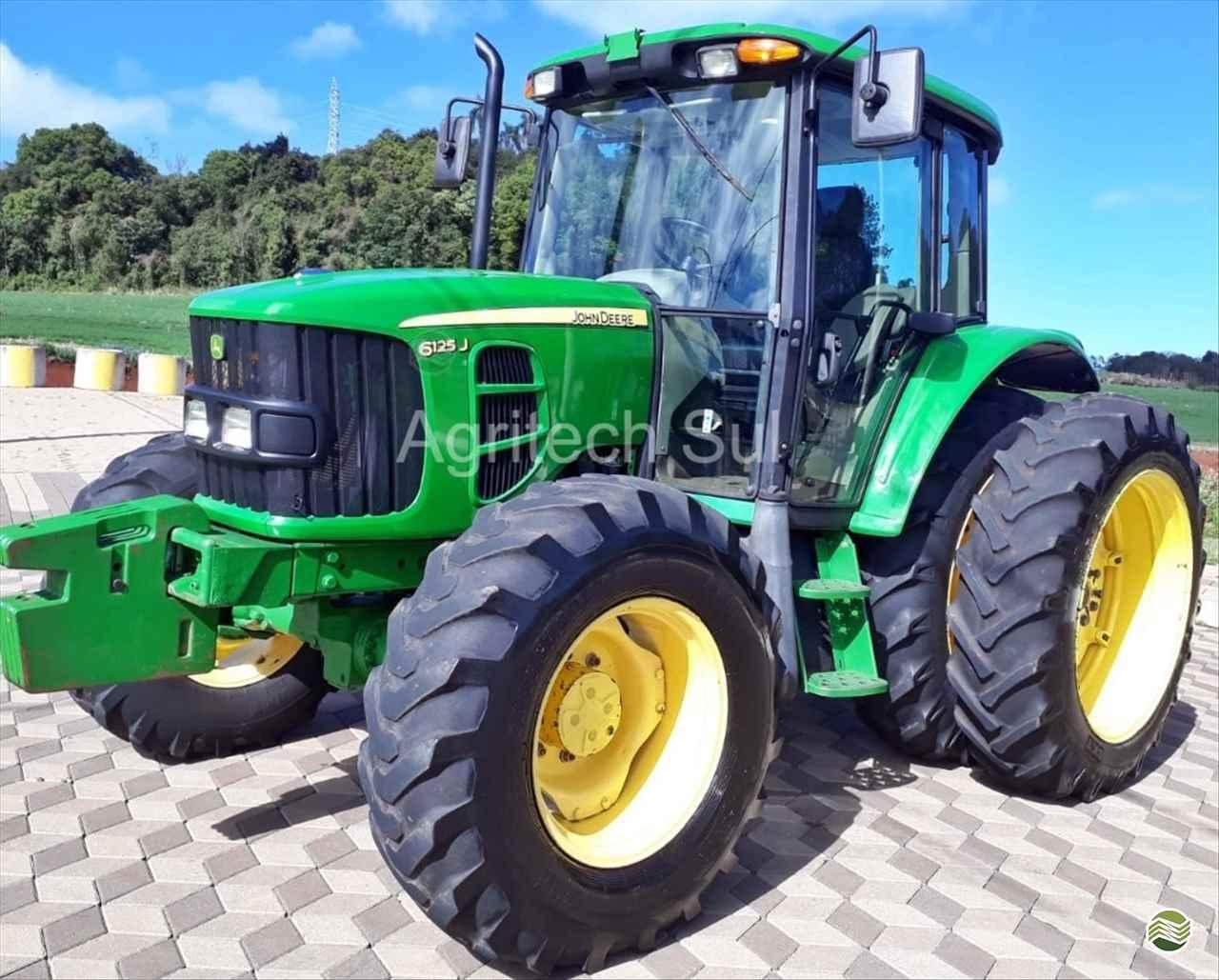 JOHN DEERE 6125 de Agritech Sul - PASSO FUNDO/RS