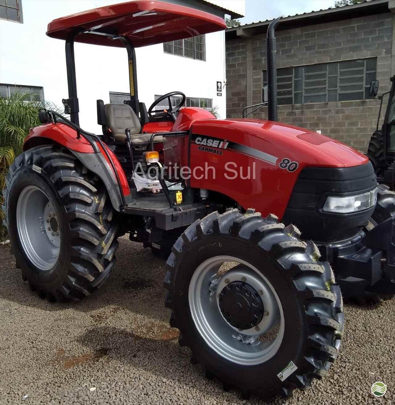 CASE Farmall 80 de Agritech Sul - PASSO FUNDO/RS