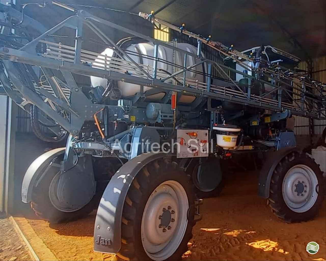 PULVERIZADOR JAN POWER JET 2650 Tração 4x4 Agritech Sul PASSO FUNDO RIO GRANDE DO SUL RS