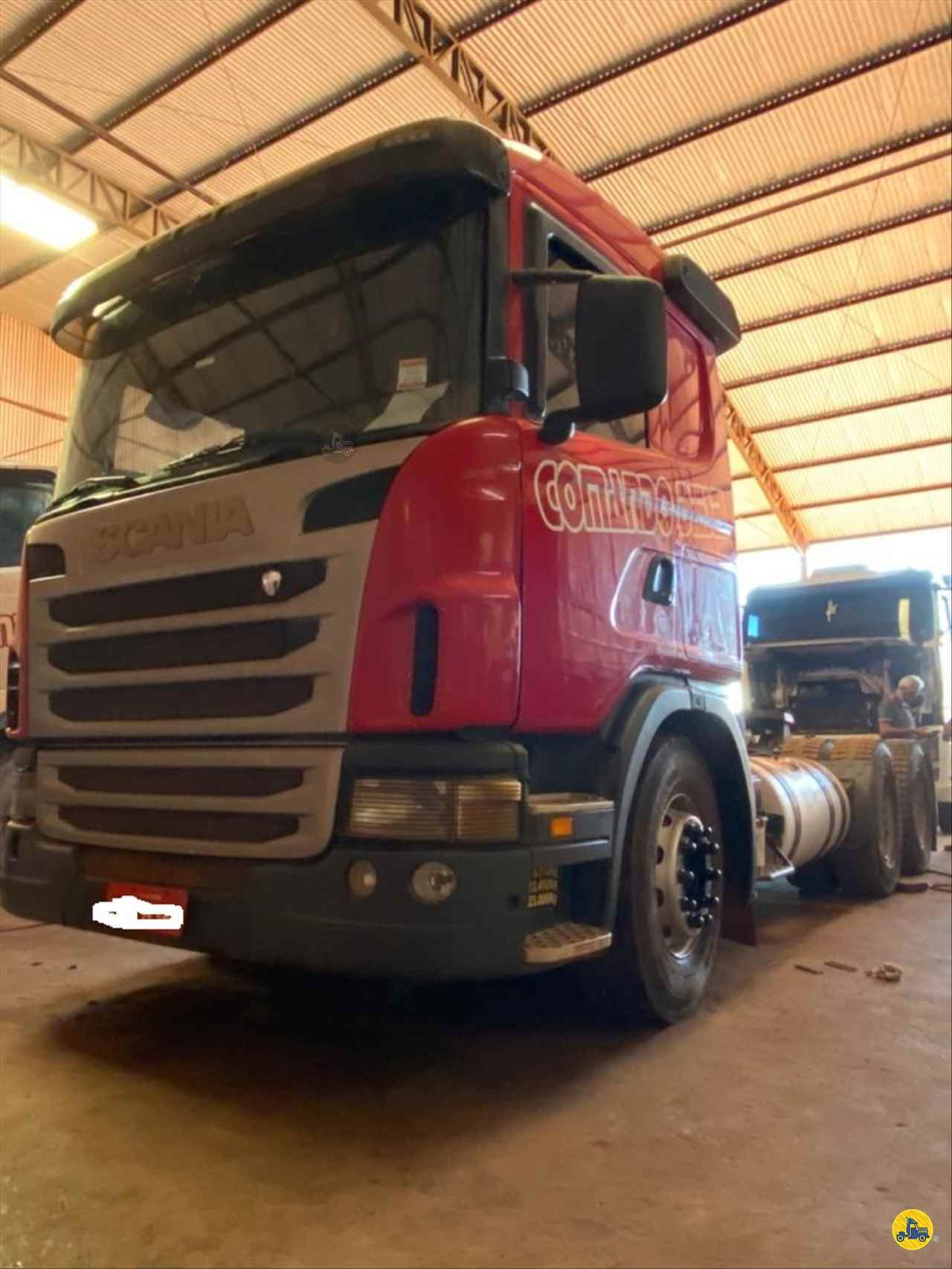 CAMINHAO SCANIA SCANIA 124 420 Cavalo Mecânico Traçado 6x4 Troca Frota RONDONOPOLIS MATO GROSSO MT