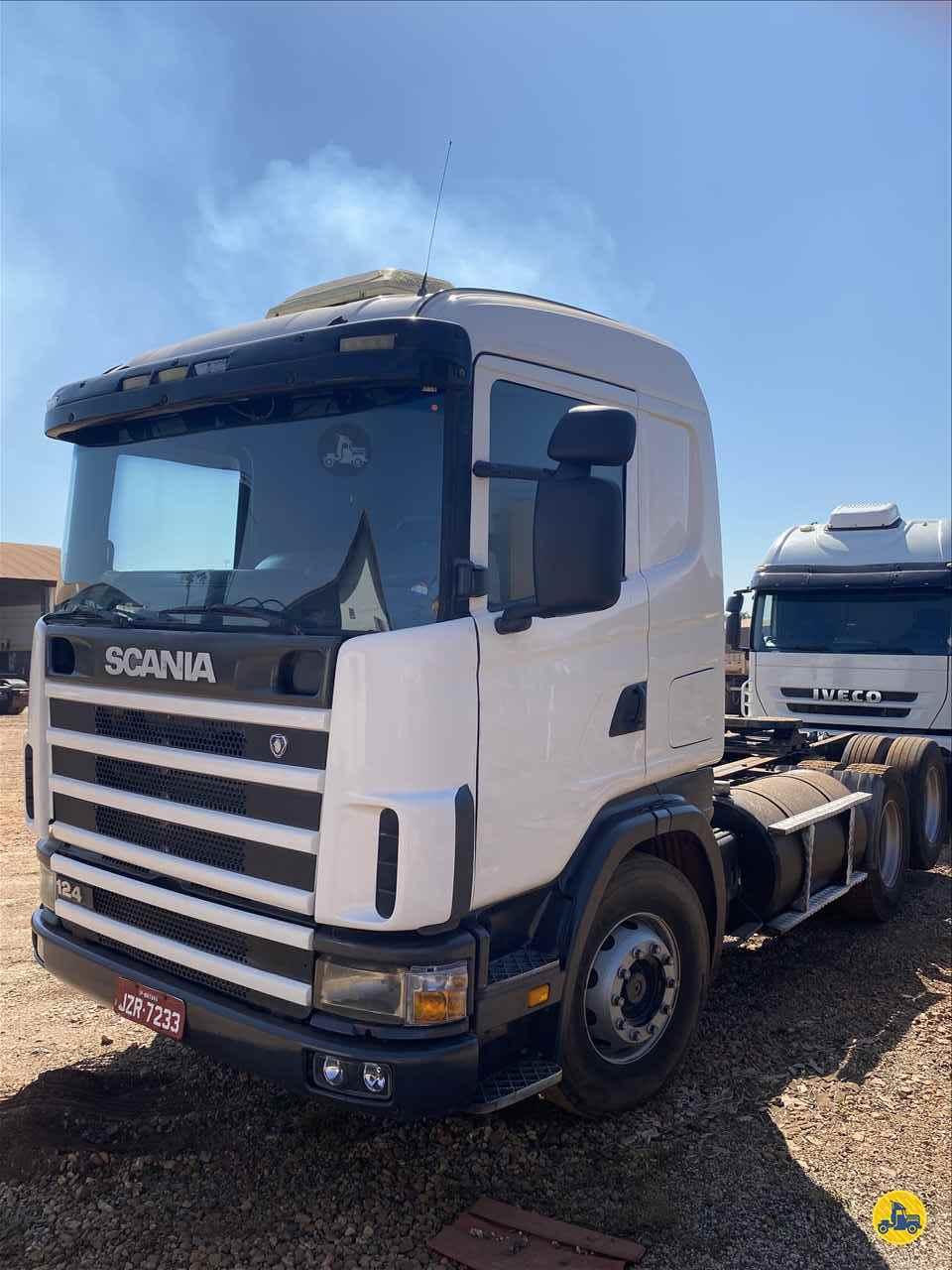 CAMINHAO SCANIA SCANIA 124 400 Cavalo Mecânico Truck 6x2 Troca Frota RONDONOPOLIS MATO GROSSO MT