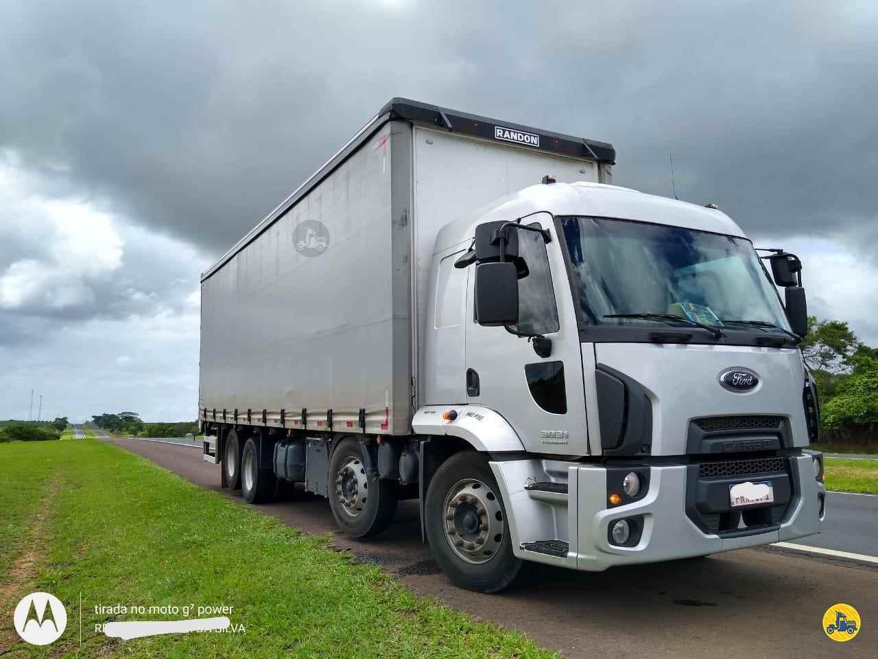 CAMINHAO FORD CARGO 3031 Baú Sider BiTruck 8x2 Diogo Caminhões ANAPOLIS GOIAS GO