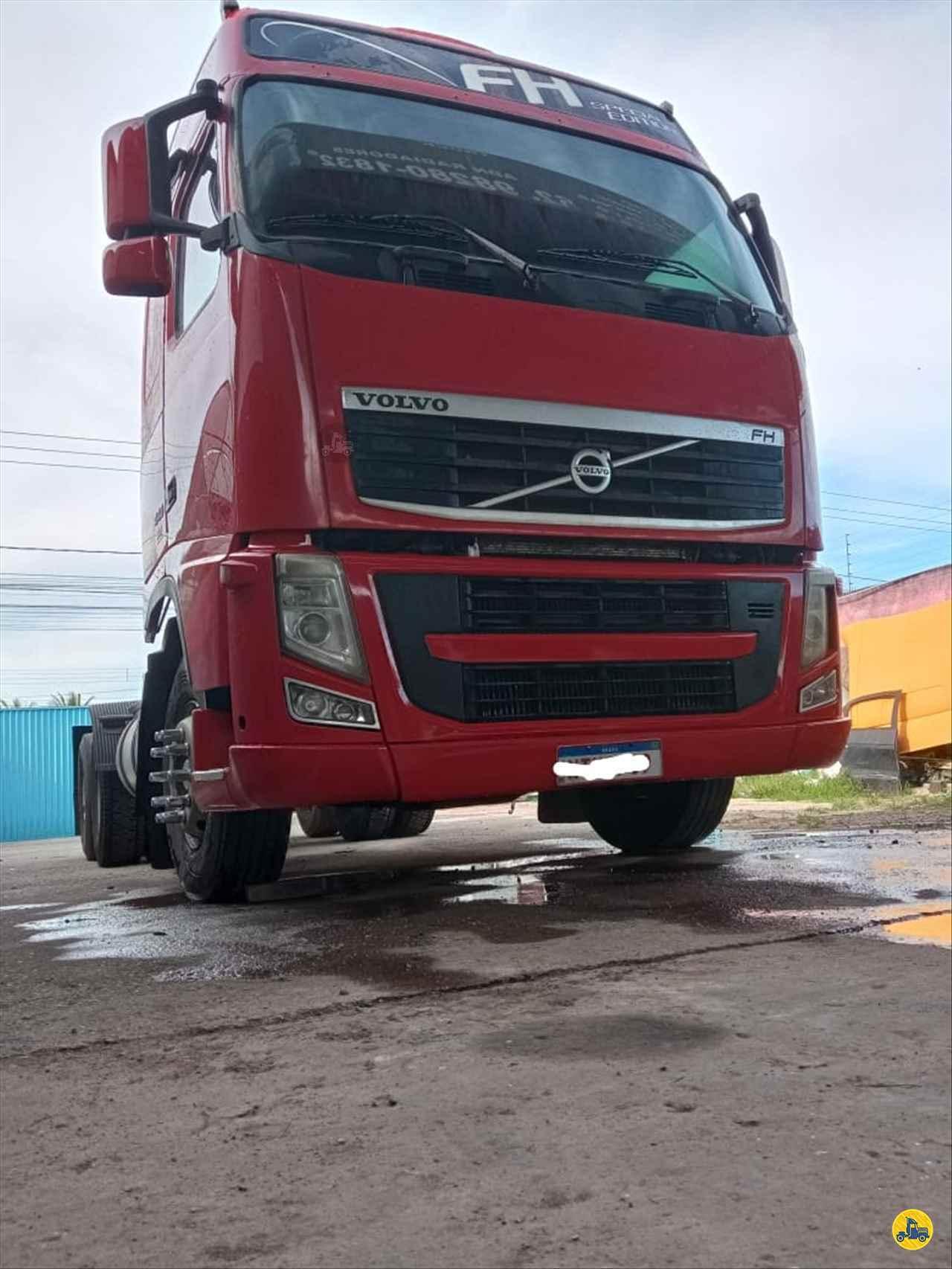 VOLVO VOLVO FH 440 80000km 2010/2010 Diogo Caminhões