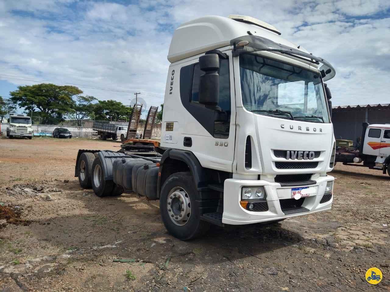CAMINHAO IVECO STRALIS 330 Cavalo Mecânico Truck 6x2 Diogo Caminhões ANAPOLIS GOIAS GO