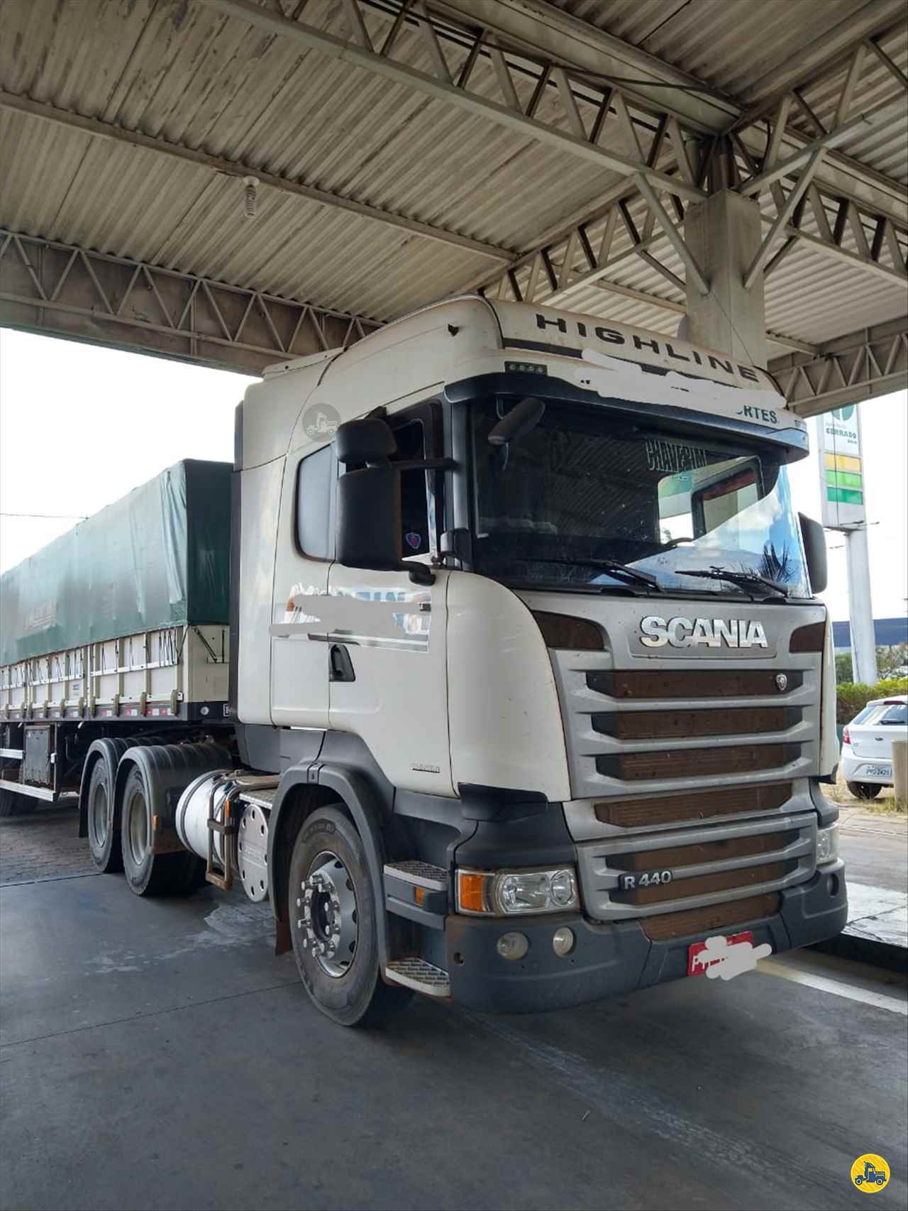 CAMINHAO SCANIA SCANIA 440 Cavalo Mecânico Traçado 6x4 Diogo Caminhões ANAPOLIS GOIAS GO