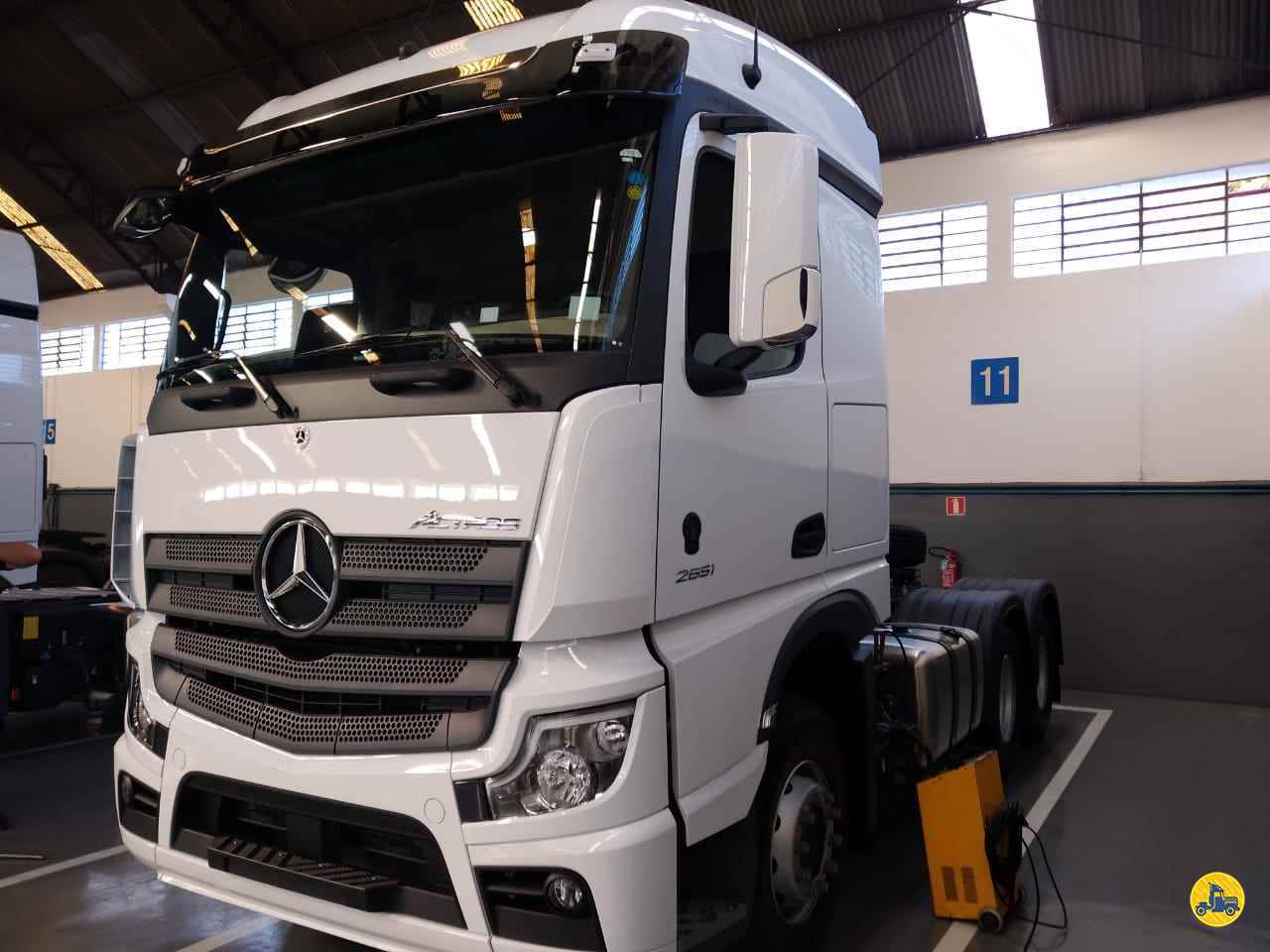 CAMINHAO MERCEDES-BENZ MB 2651 Cavalo Mecânico Traçado 6x4 Diogo Caminhões ANAPOLIS GOIAS GO
