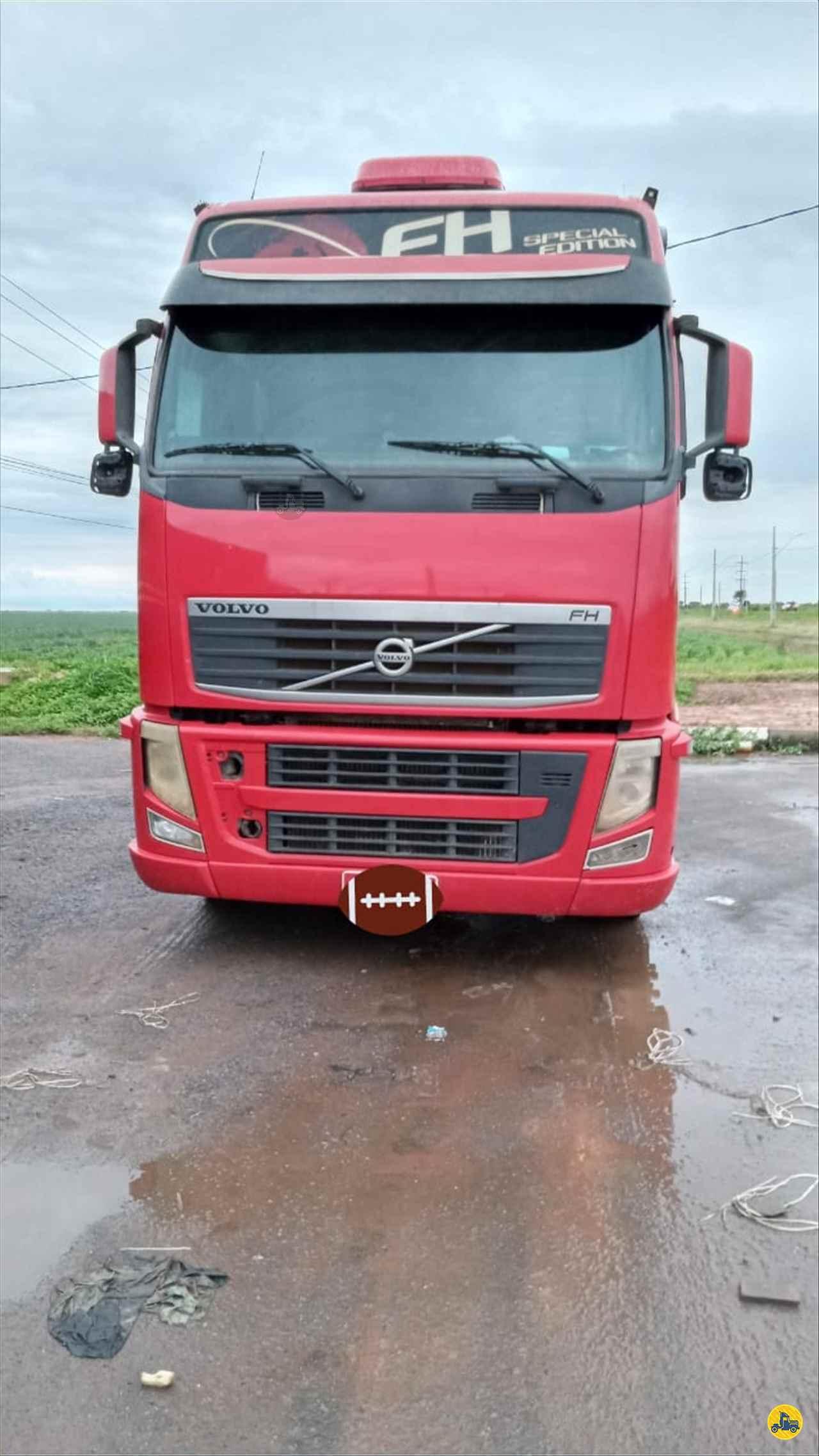 CAMINHAO VOLVO VOLVO FH 520 Cavalo Mecânico Traçado 6x4 Diogo Caminhões ANAPOLIS GOIAS GO